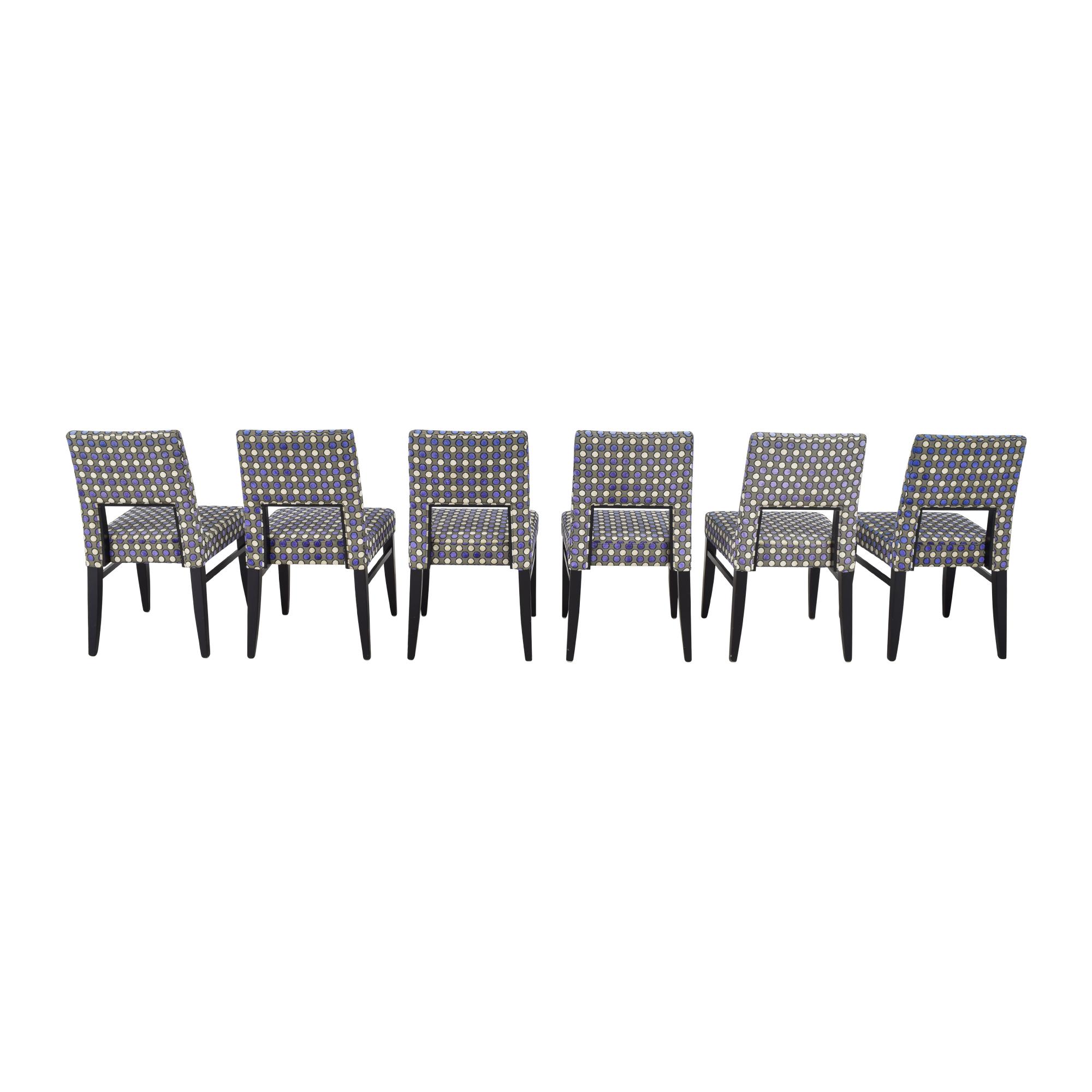 Pietro Costantini Pietro Costantini Blues Dining Chairs discount