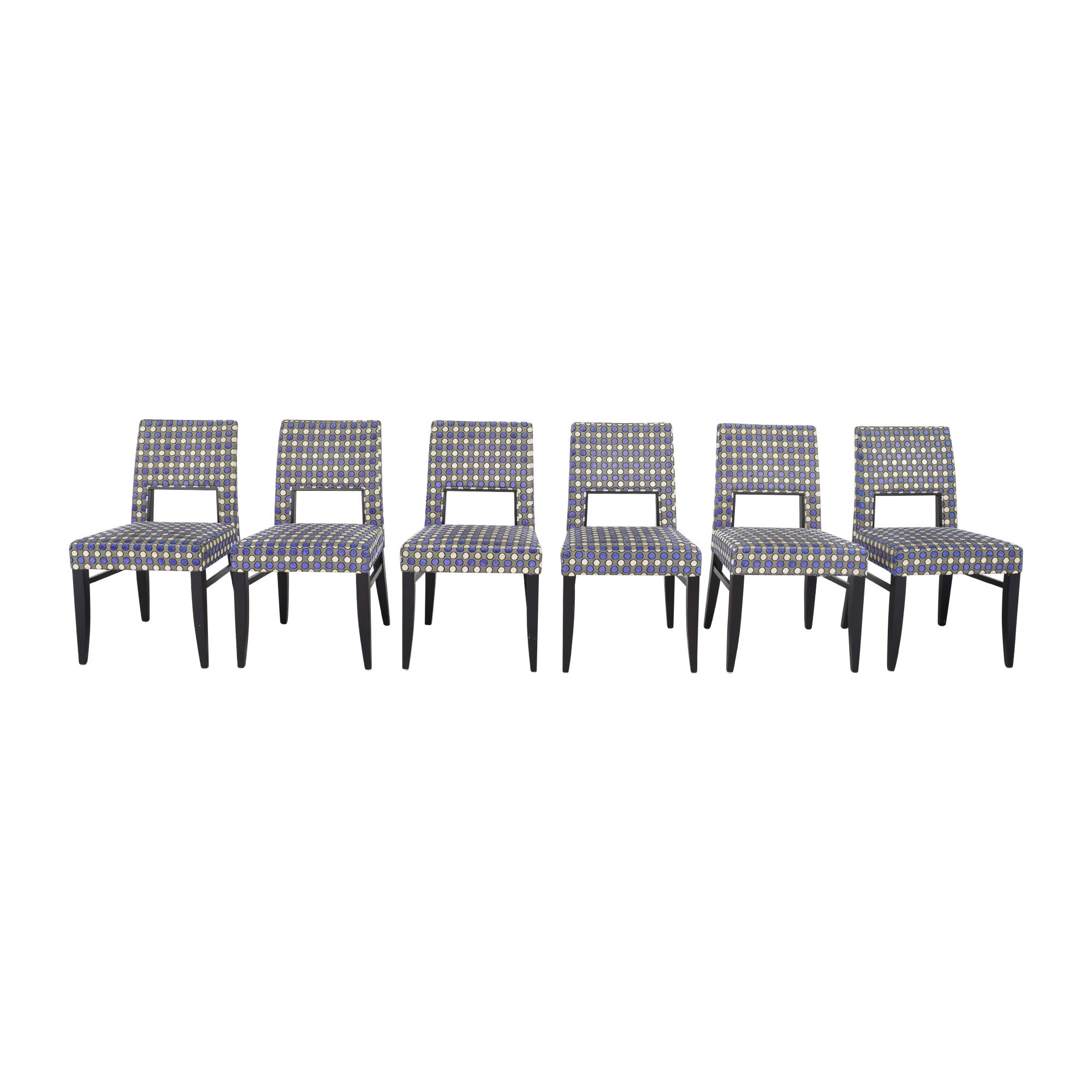 Pietro Costantini Pietro Costantini Blues Dining Chairs ct