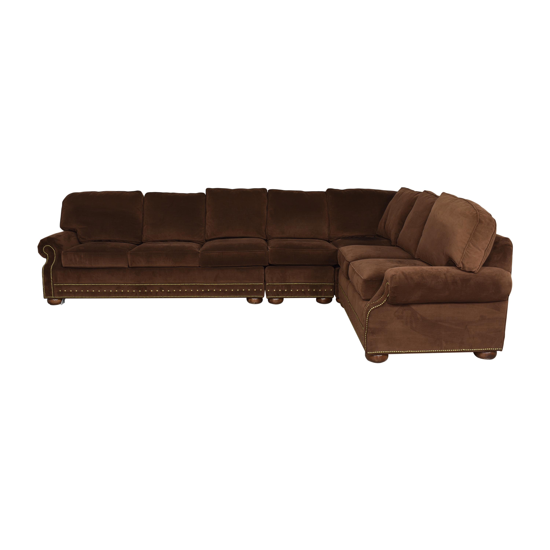 Key City Furniture Key City Furniture Sectional Sleeper Sofa ma