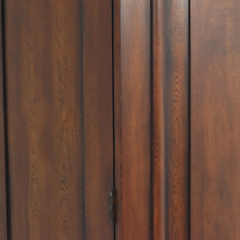 Ralph Lauren Home Two Door Armoire / Wardrobes & Armoires