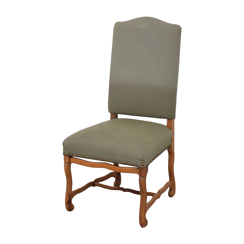 Ralph Lauren Home Ralph Lauren Home Os De Mouton Style Dining Chairs coupon