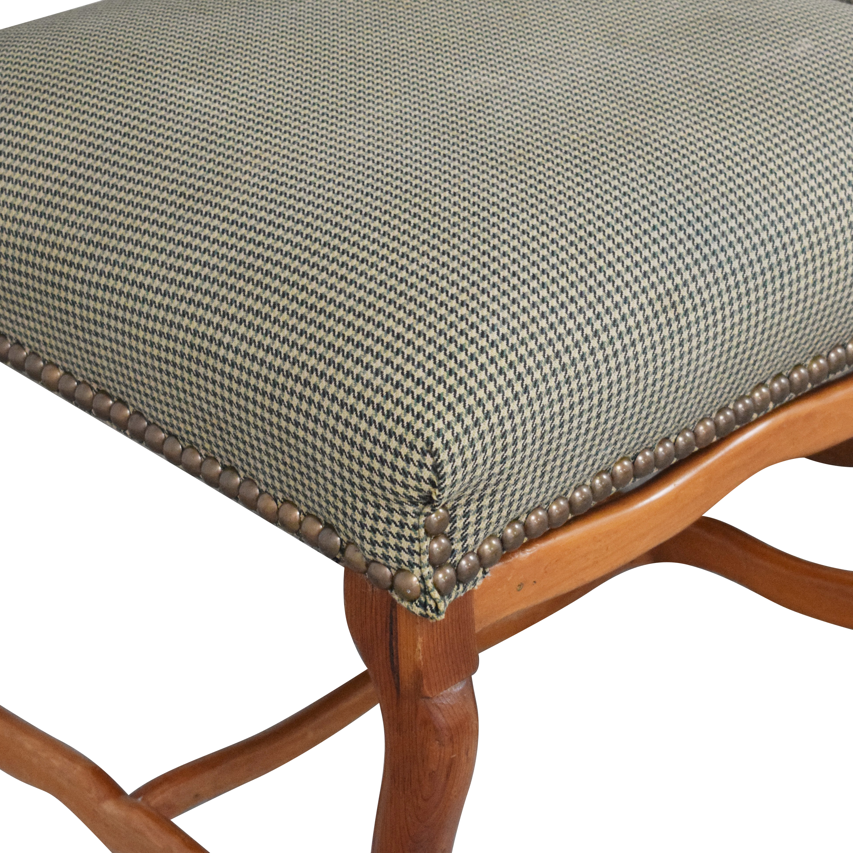 Ralph Lauren Home Ralph Lauren Home Os De Mouton Style Dining Chairs dimensions