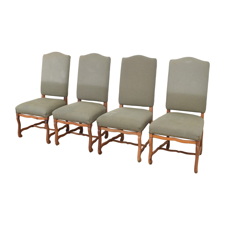 Ralph Lauren Home Ralph Lauren Home Os De Mouton Style Dining Chairs price