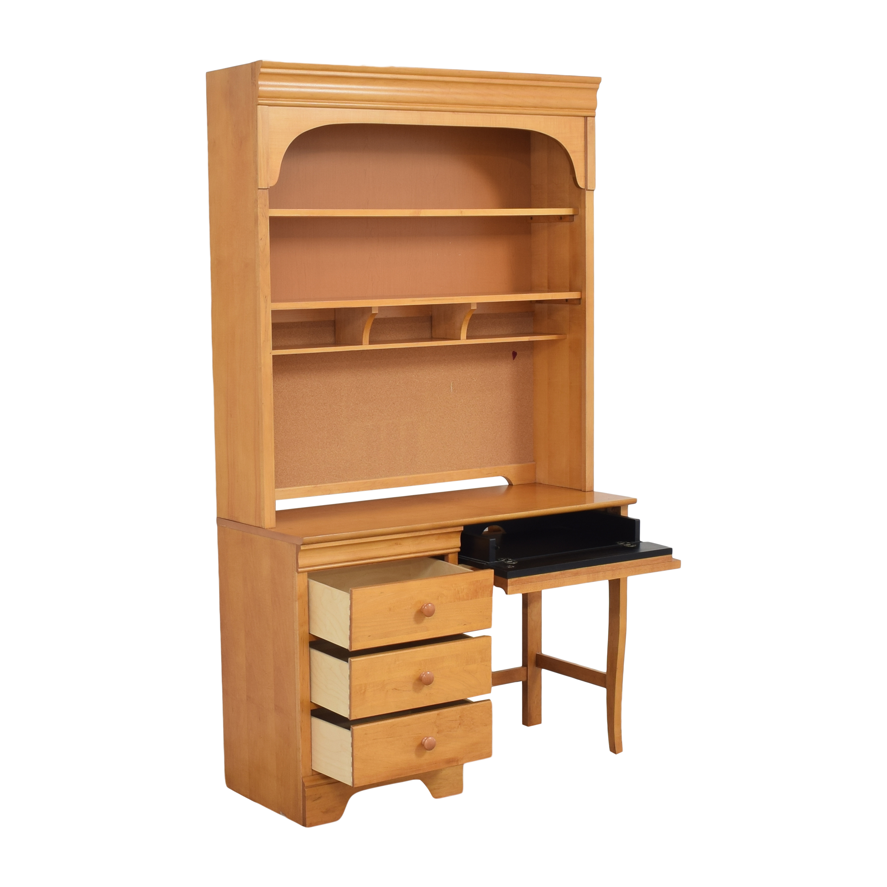Stanley Furniture Stanley Furniture Young America Student Desk with Hutch price