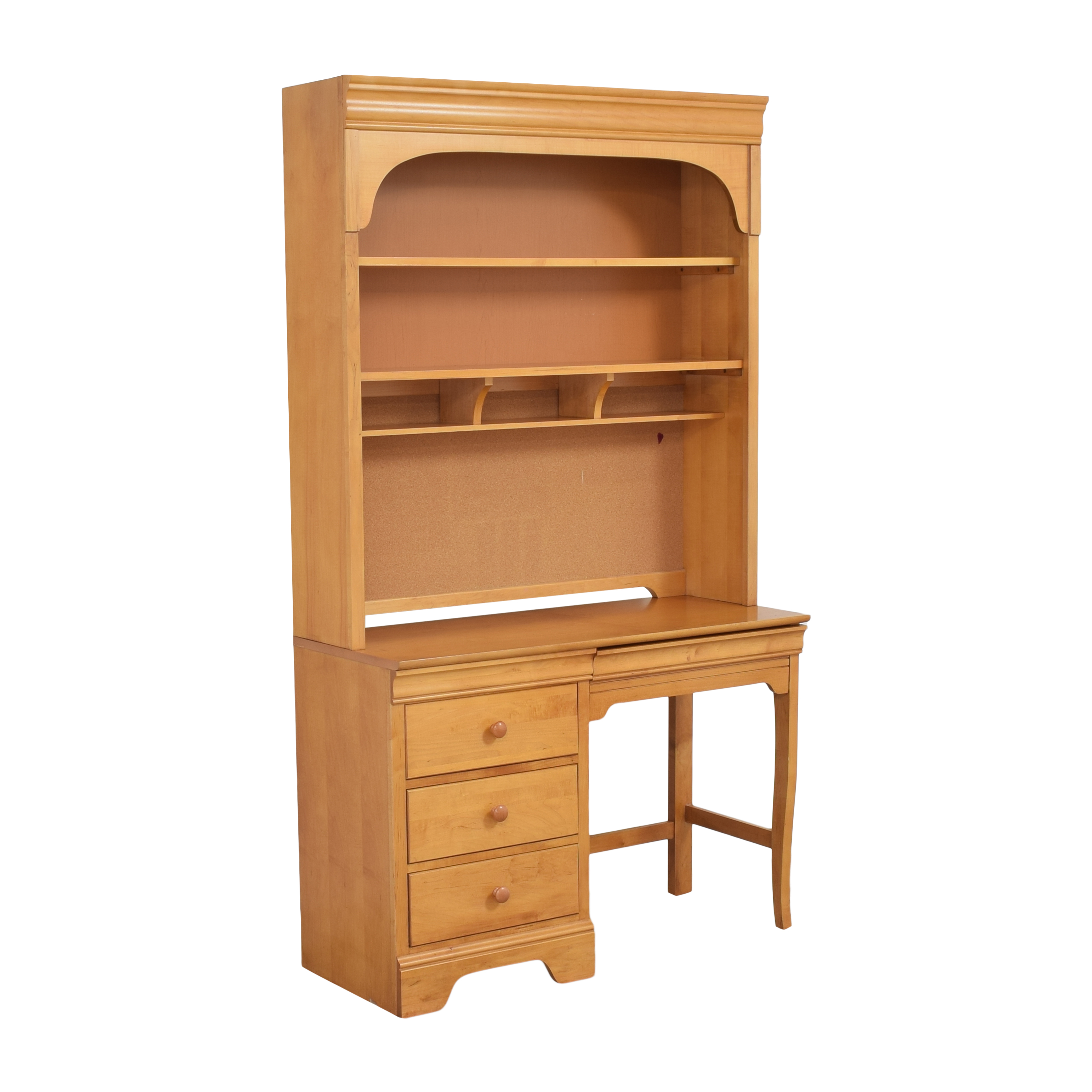 Stanley Furniture Stanley Furniture Young America Student Desk with Hutch nj