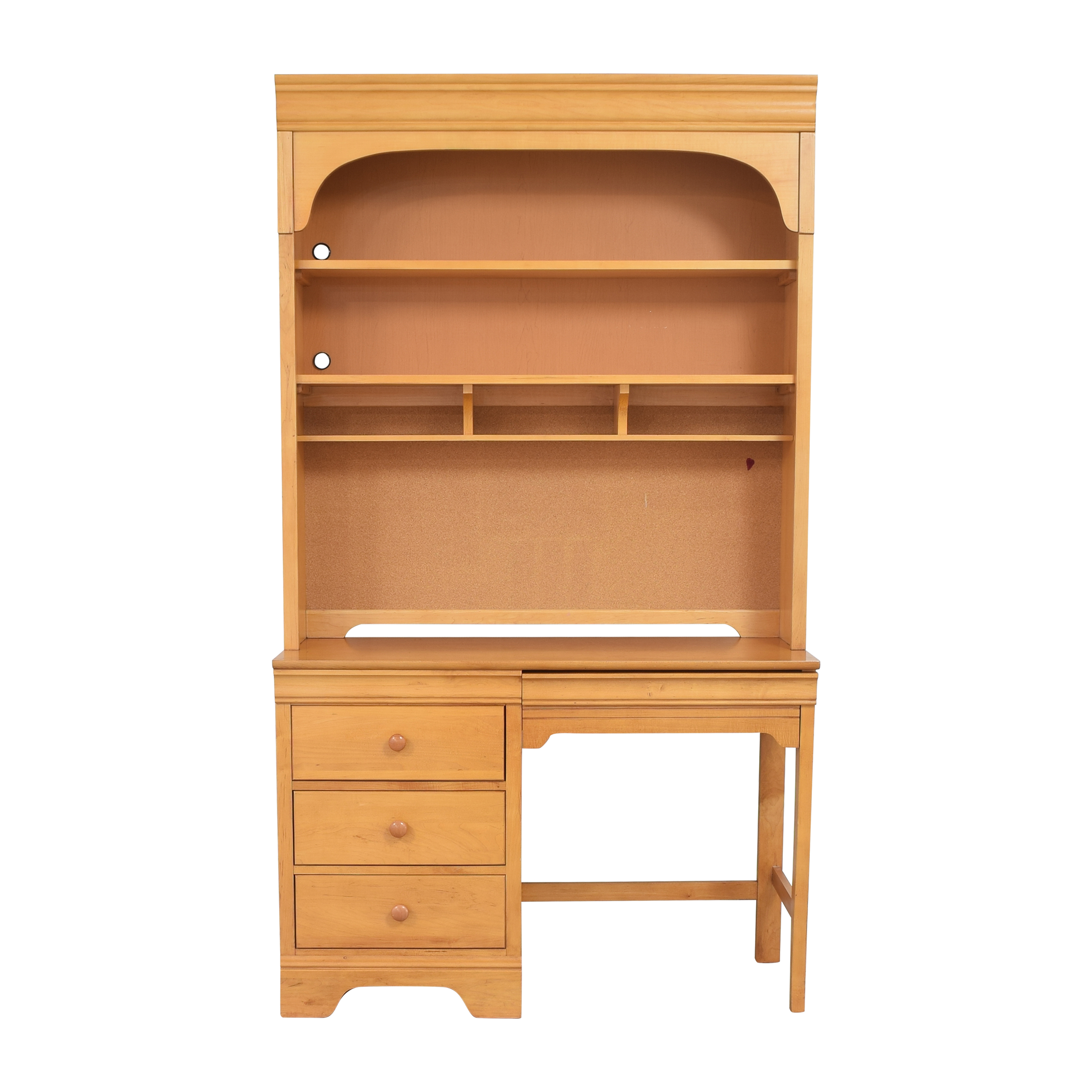 buy Stanley Furniture Young America Student Desk with Hutch Stanley Furniture Home Office Desks
