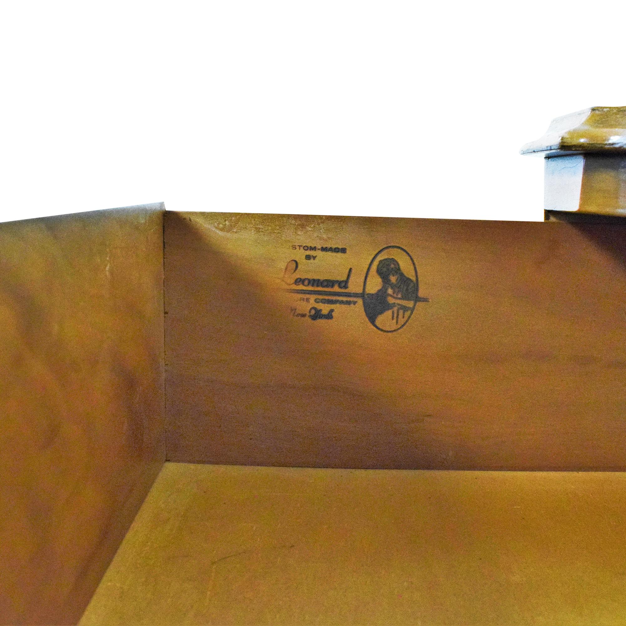 Leonard Furniture Company Leonard Furniture Company Triple Dresser on sale