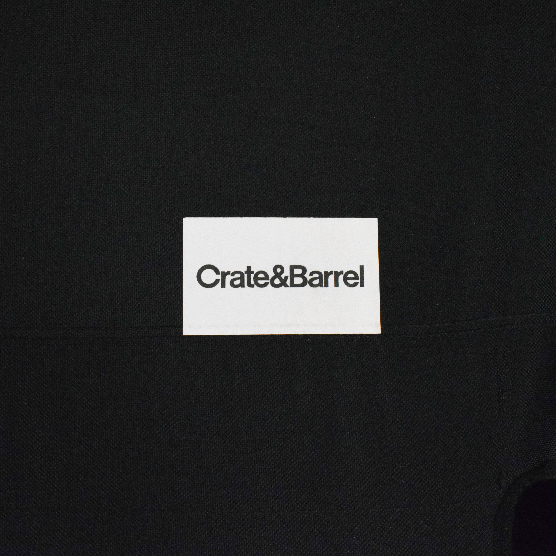 Crate & Barrel Crate & Barrel Barrett Track Arm Sleeper Sofa for sale
