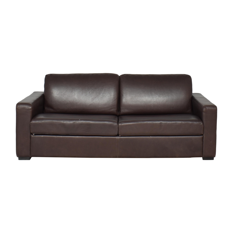 shop Two Cushion Sleeper Sofa  Sofa Beds