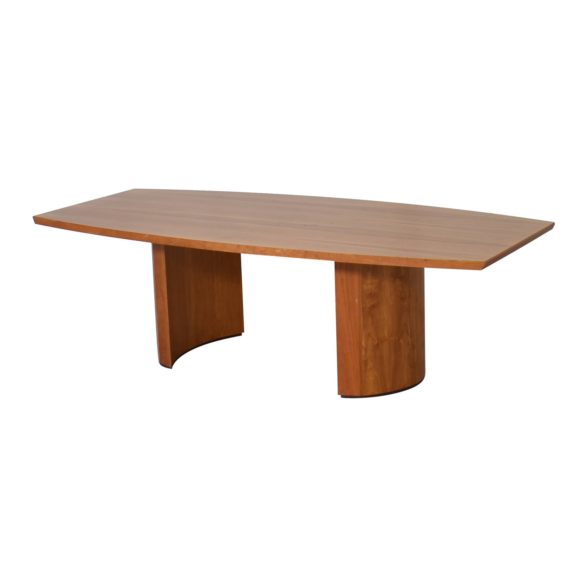 The Conran Shop The Conran Shop Two Pedestal Dining Table Dinner Tables