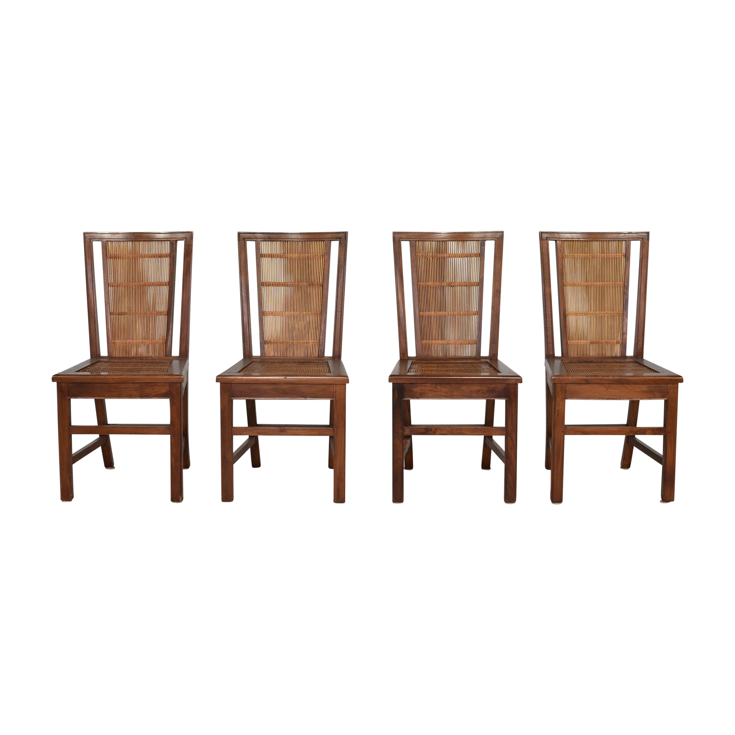 shop  Woven Back Dining Side Chairs online