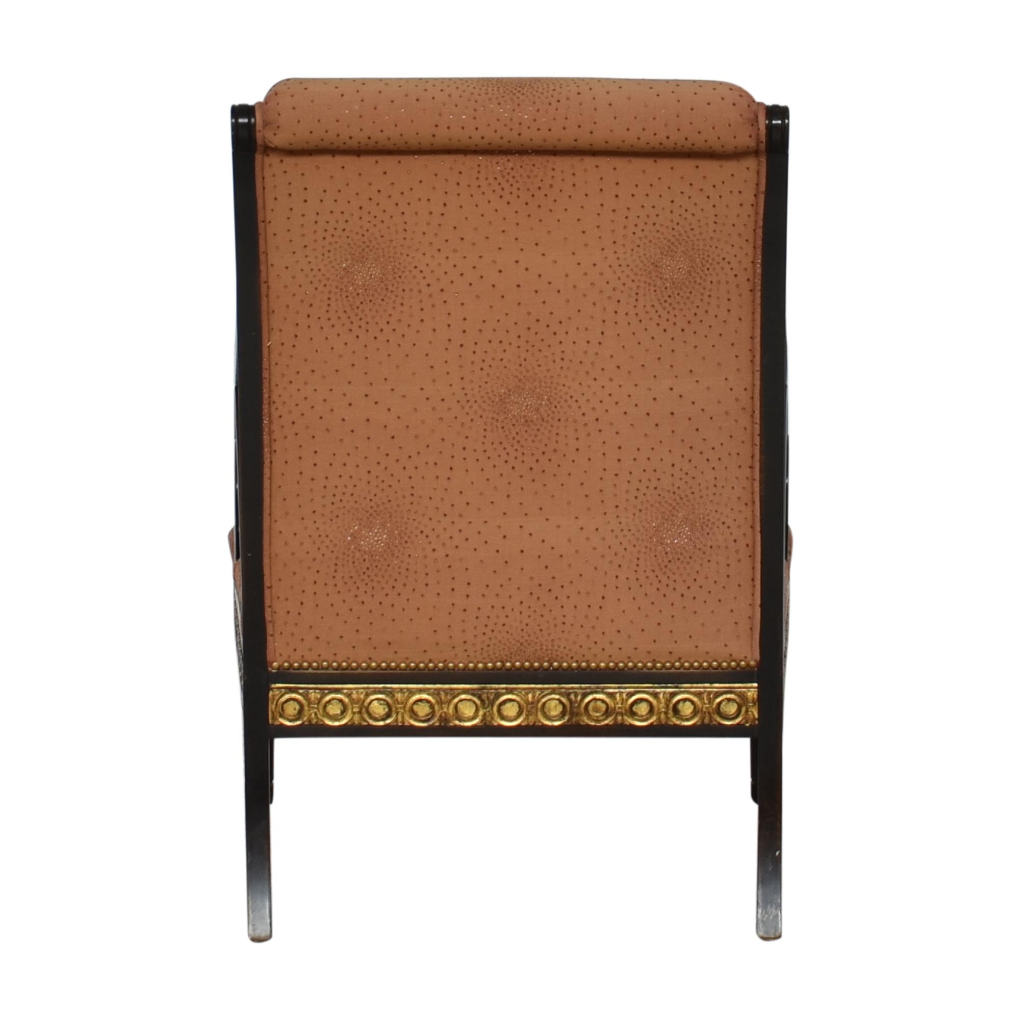 IMI Furniture IMI Furniture Scroll Arm Accent Chair discount