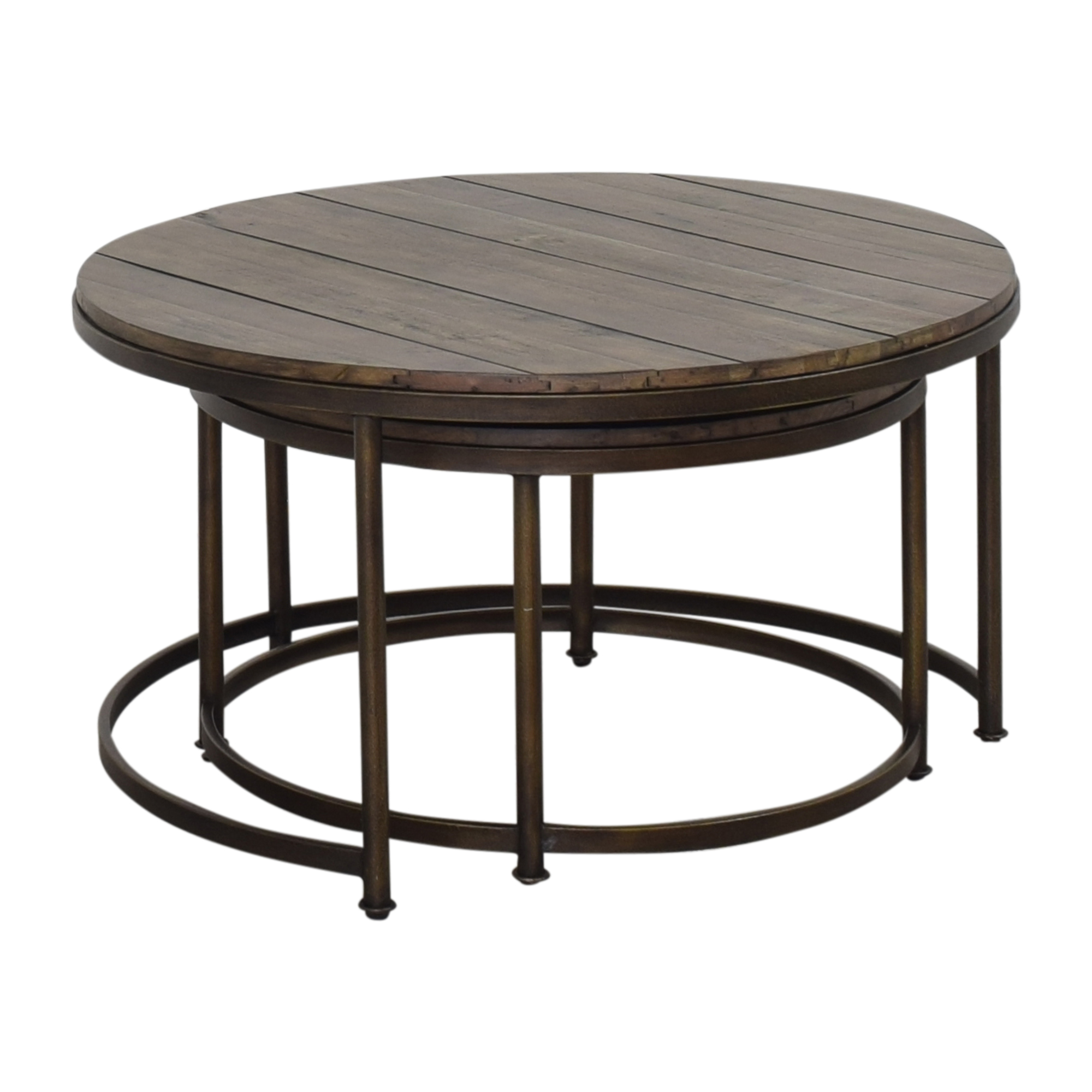Furniture of America  Furniture of America Nesting Coffee Tables ma