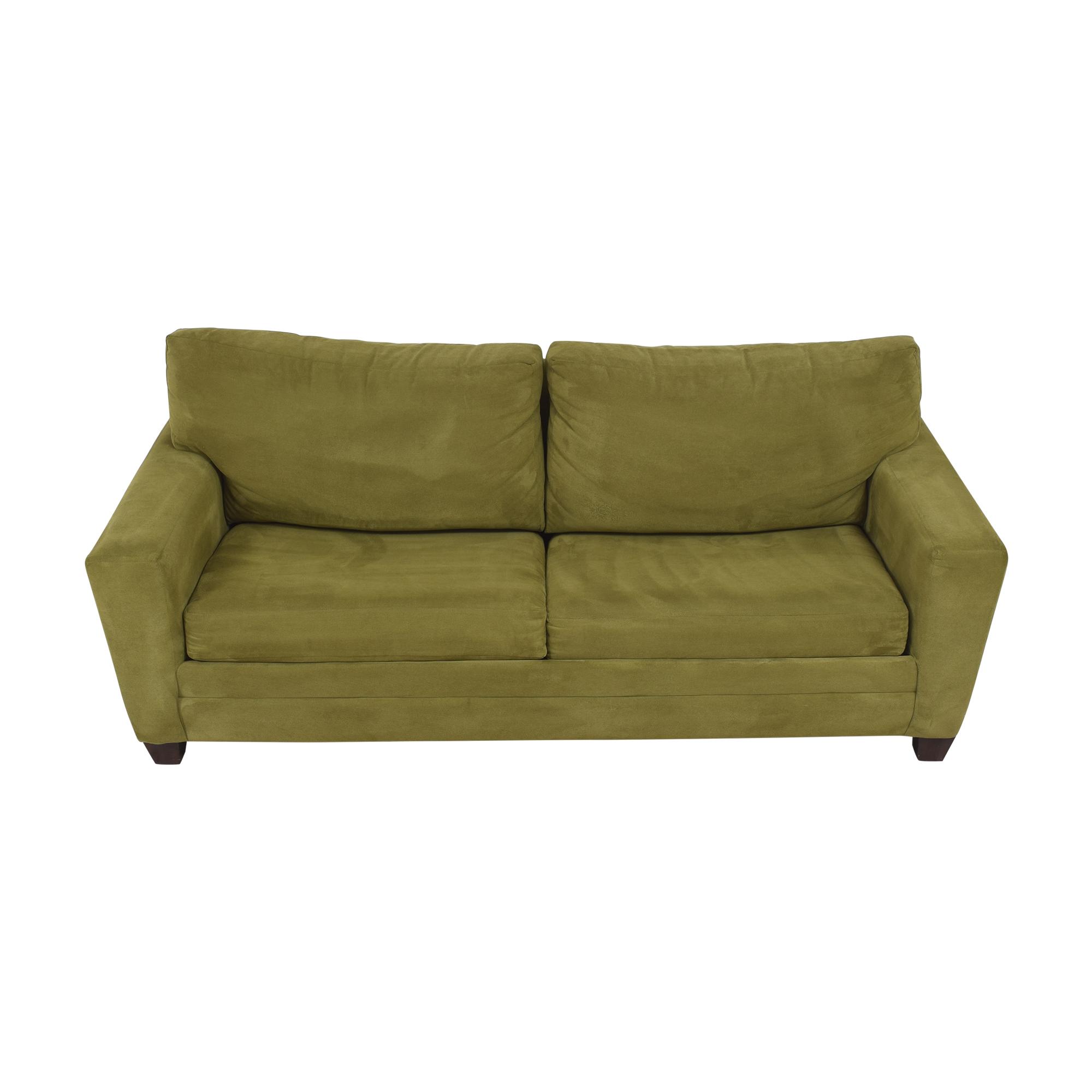 Bassett Furniture Queen Sleeper Sofa / Sofas