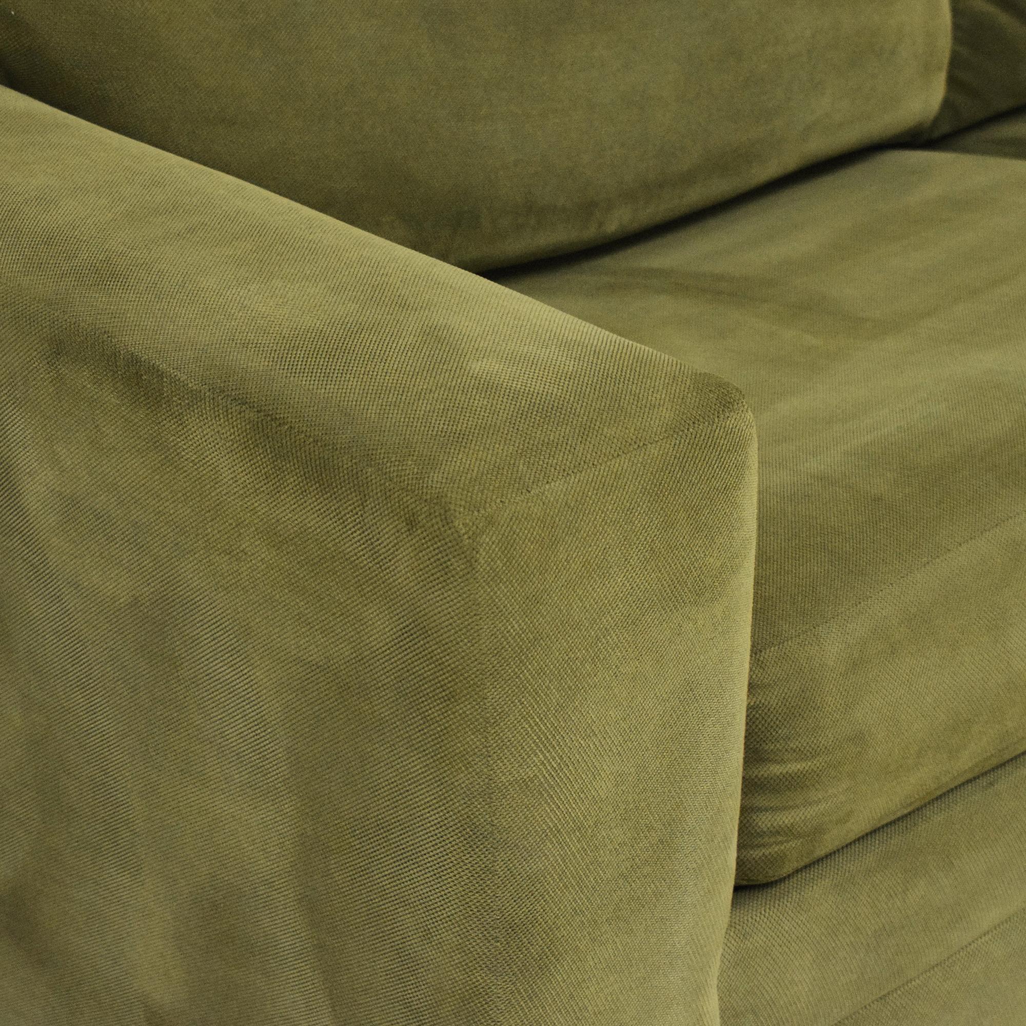 Bassett Furniture Bassett Furniture Queen Sleeper Sofa on sale