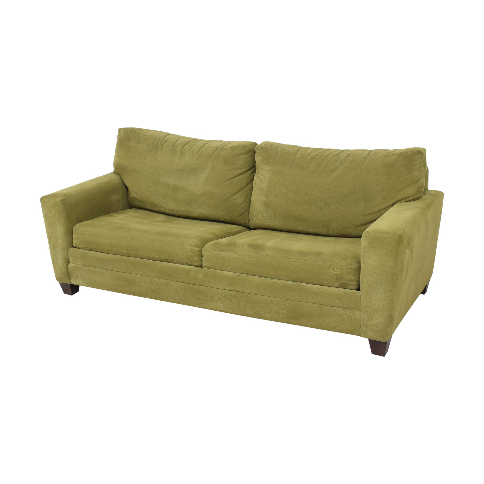 shop Bassett Furniture Queen Sleeper Sofa Bassett Furniture Sofas