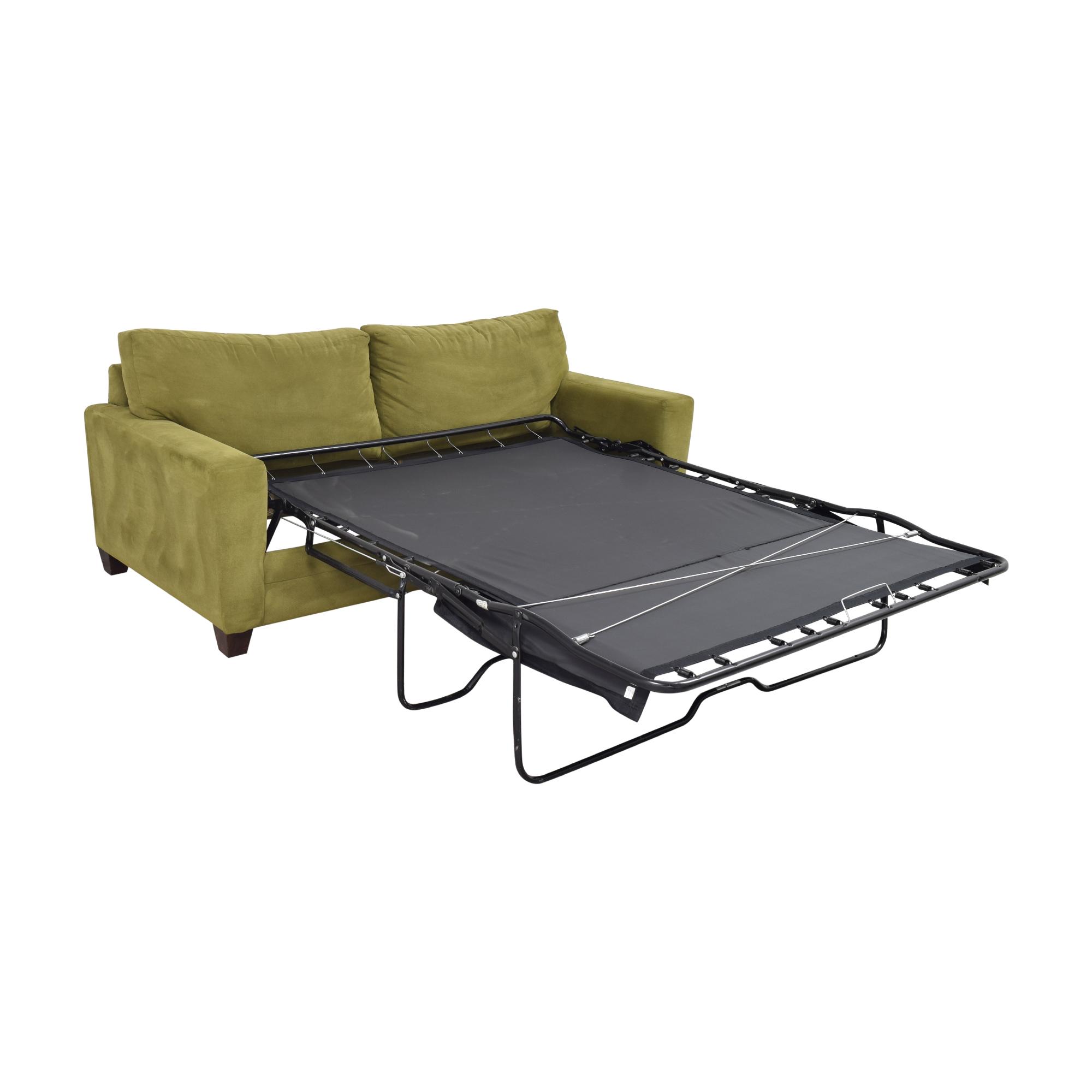 Bassett Furniture Bassett Furniture Queen Sleeper Sofa Sofas