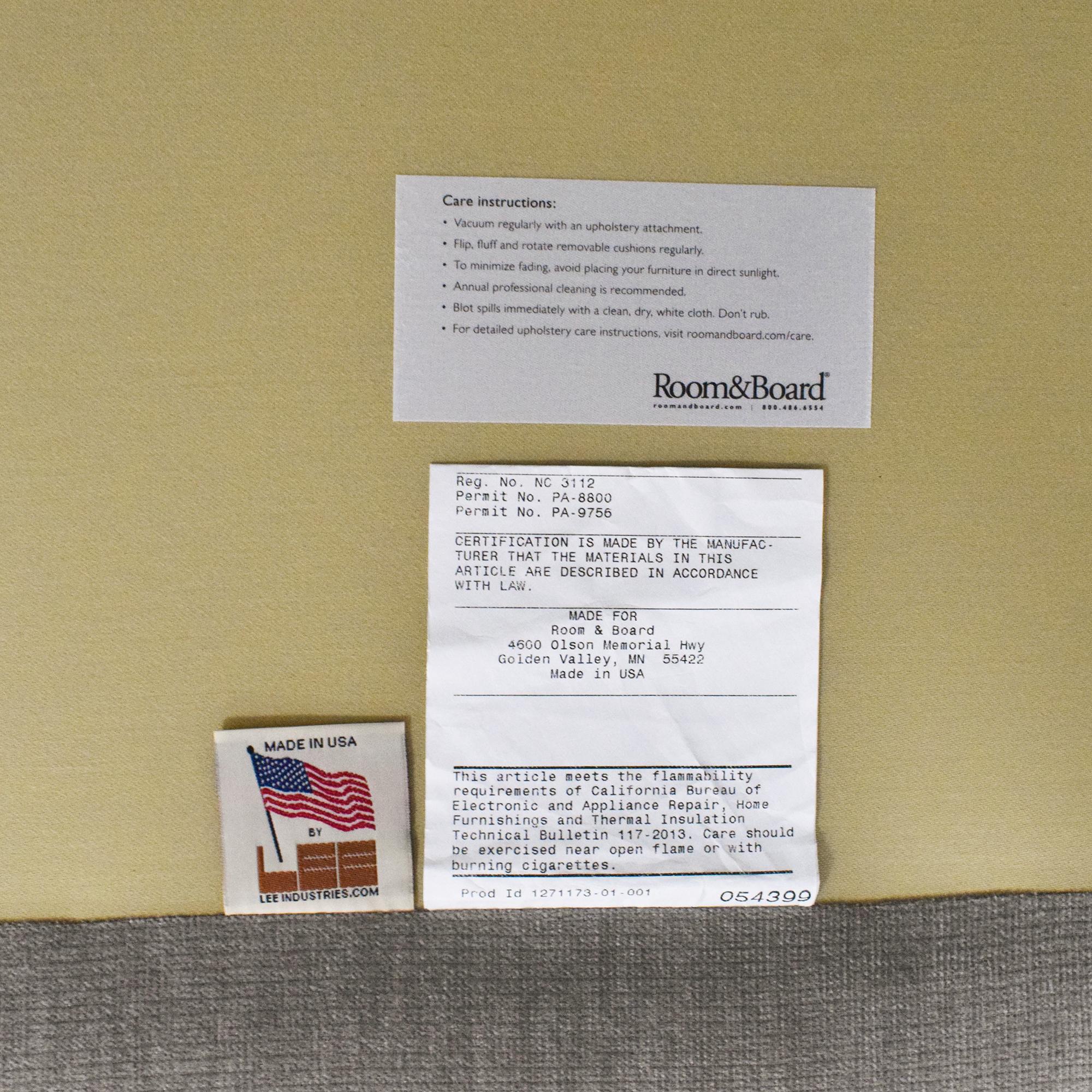 Room & Board Room & Board Vela Sofa Sofas