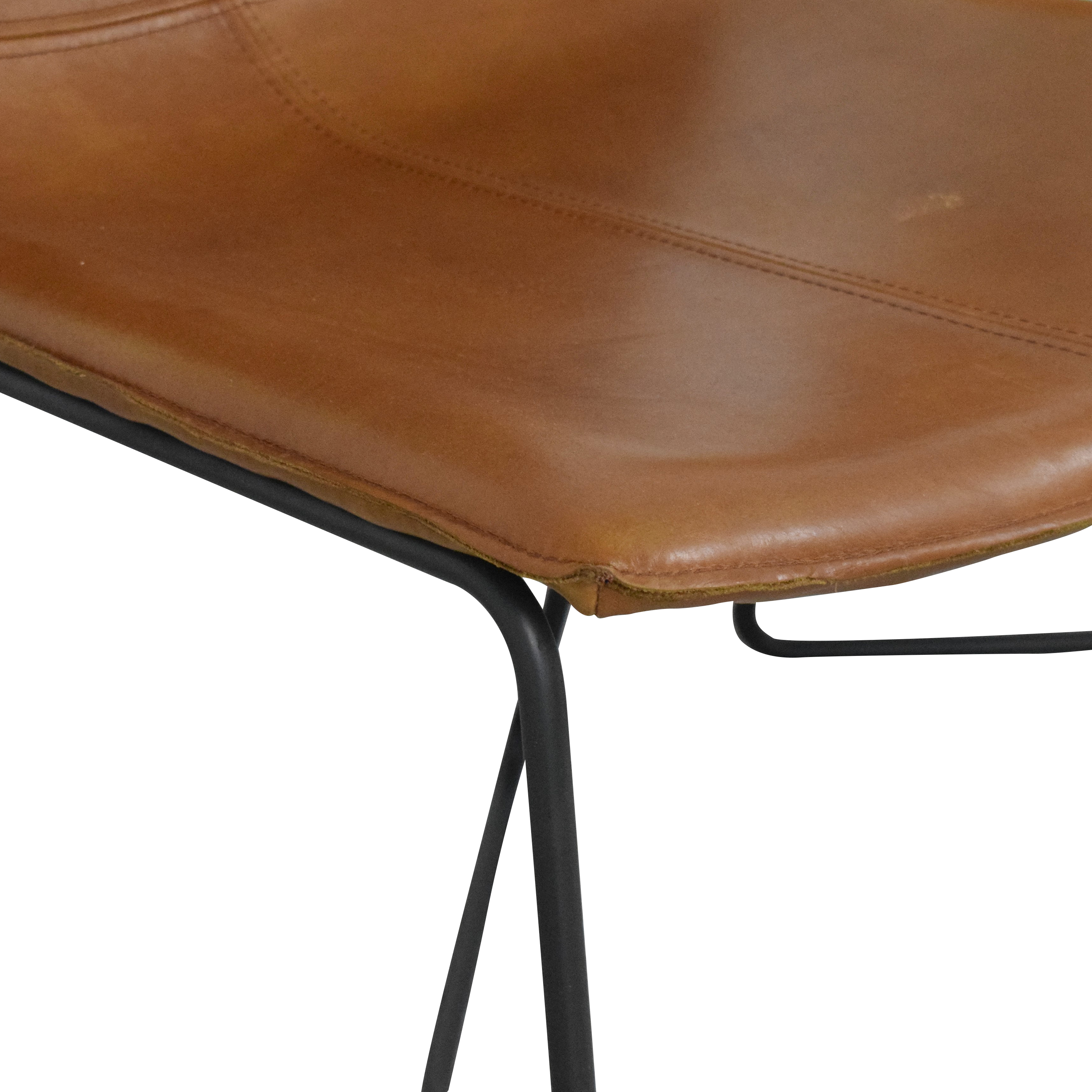 West Elm West Elm Slope Dining Chairs for sale