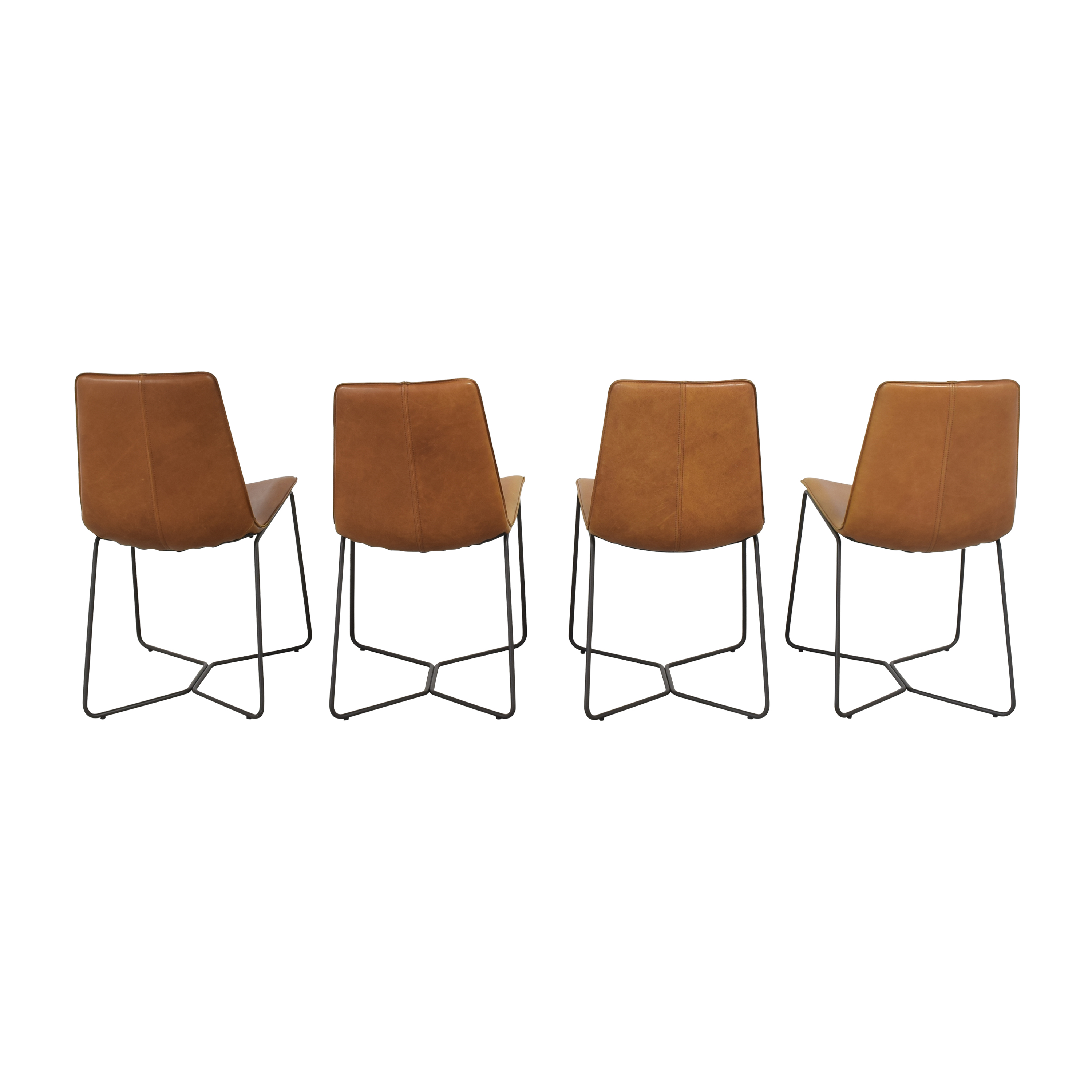West Elm West Elm Slope Dining Chairs coupon