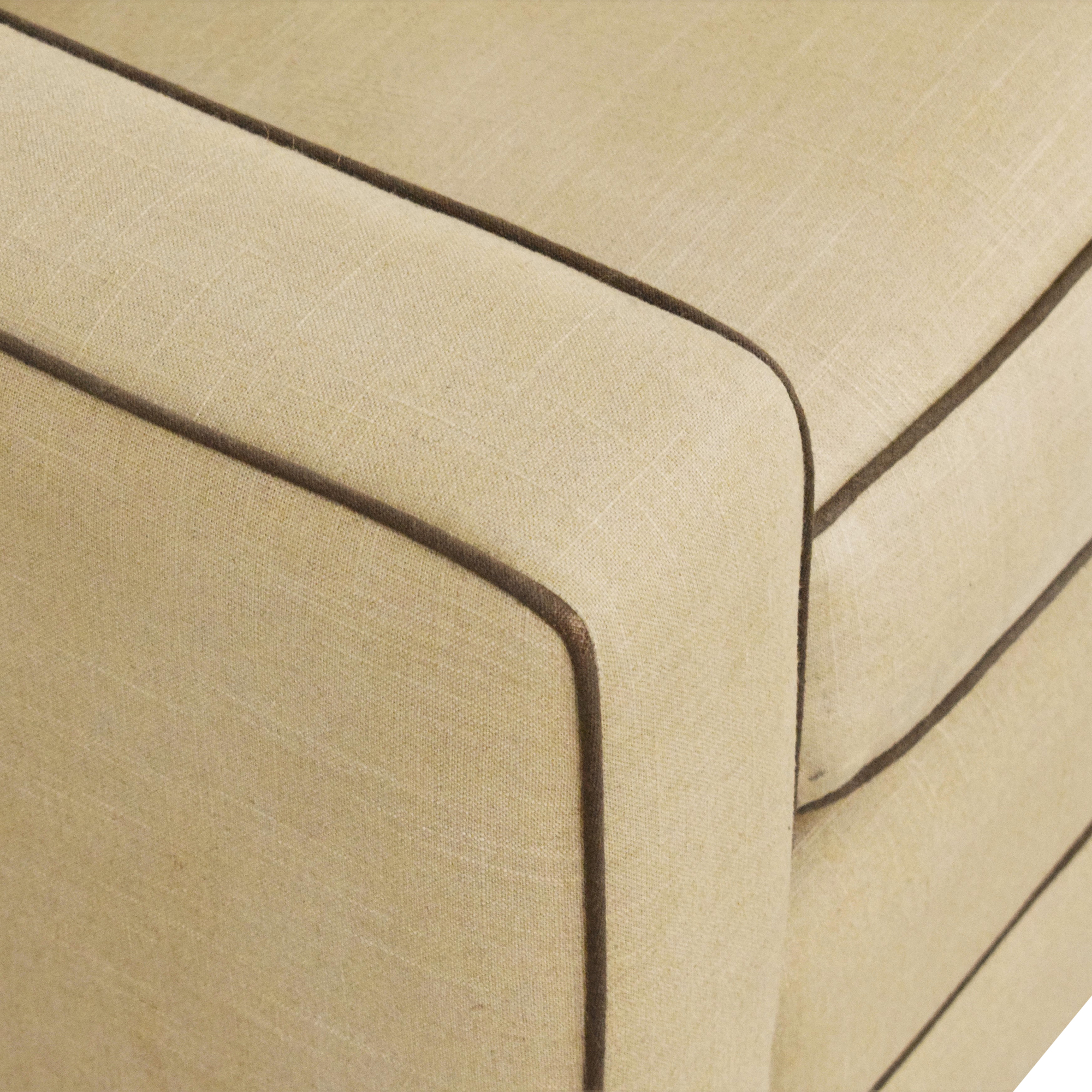 Carlyle Carlyle Custom Sleeper Sofa nyc
