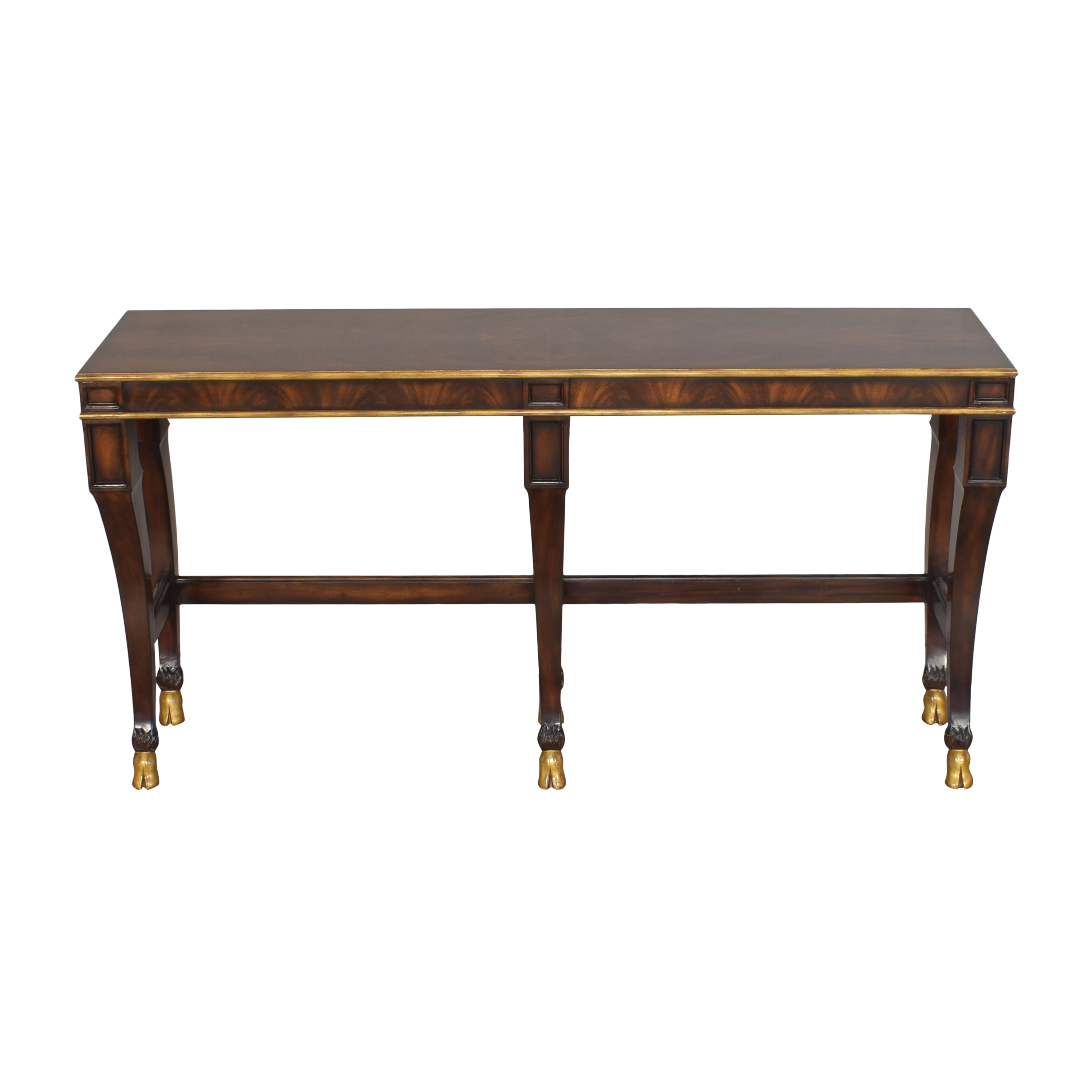 From the Source Console Table / Tables