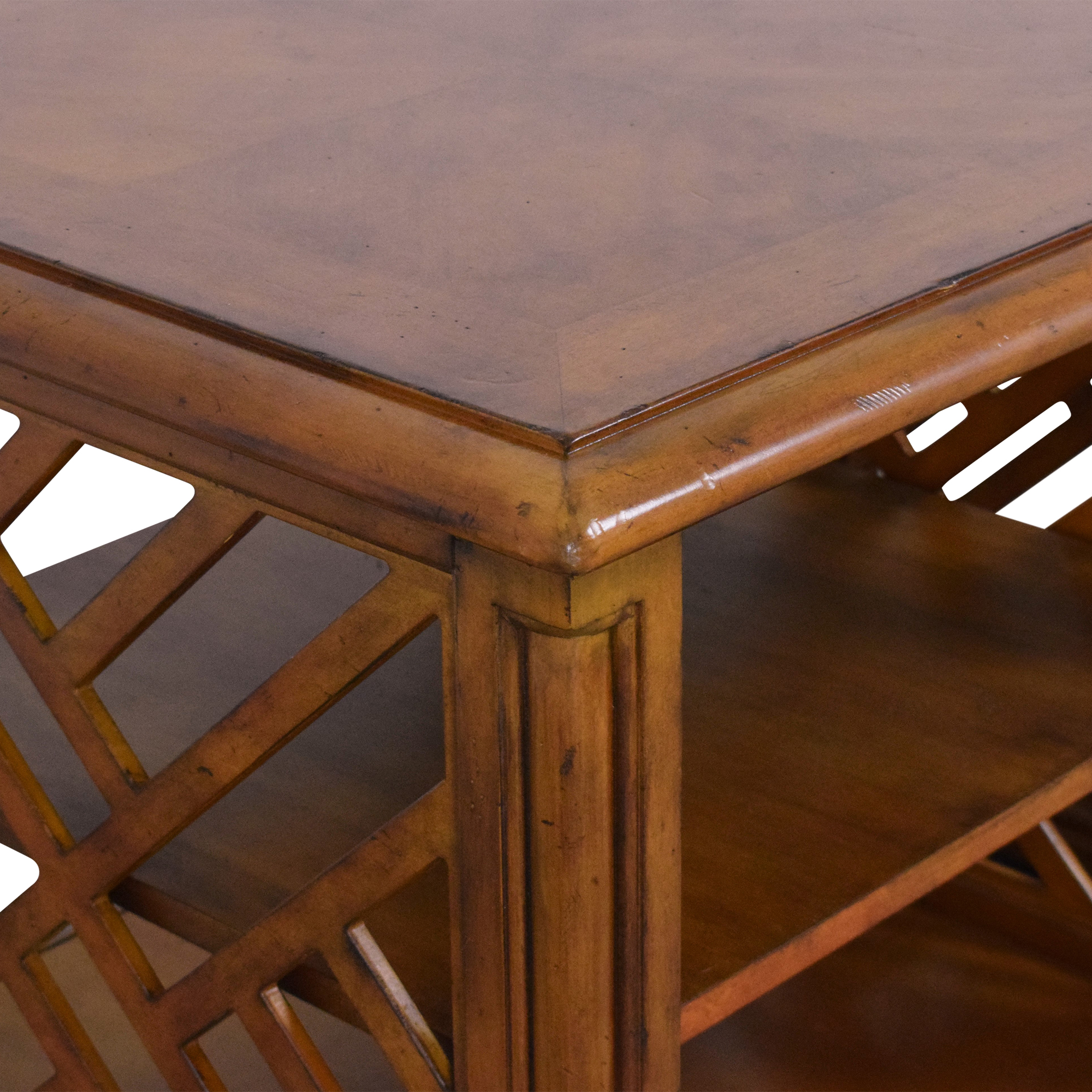 buy Tommy Bahama Home Island Estate Cliff House Book Tables Tommy Bahama Home