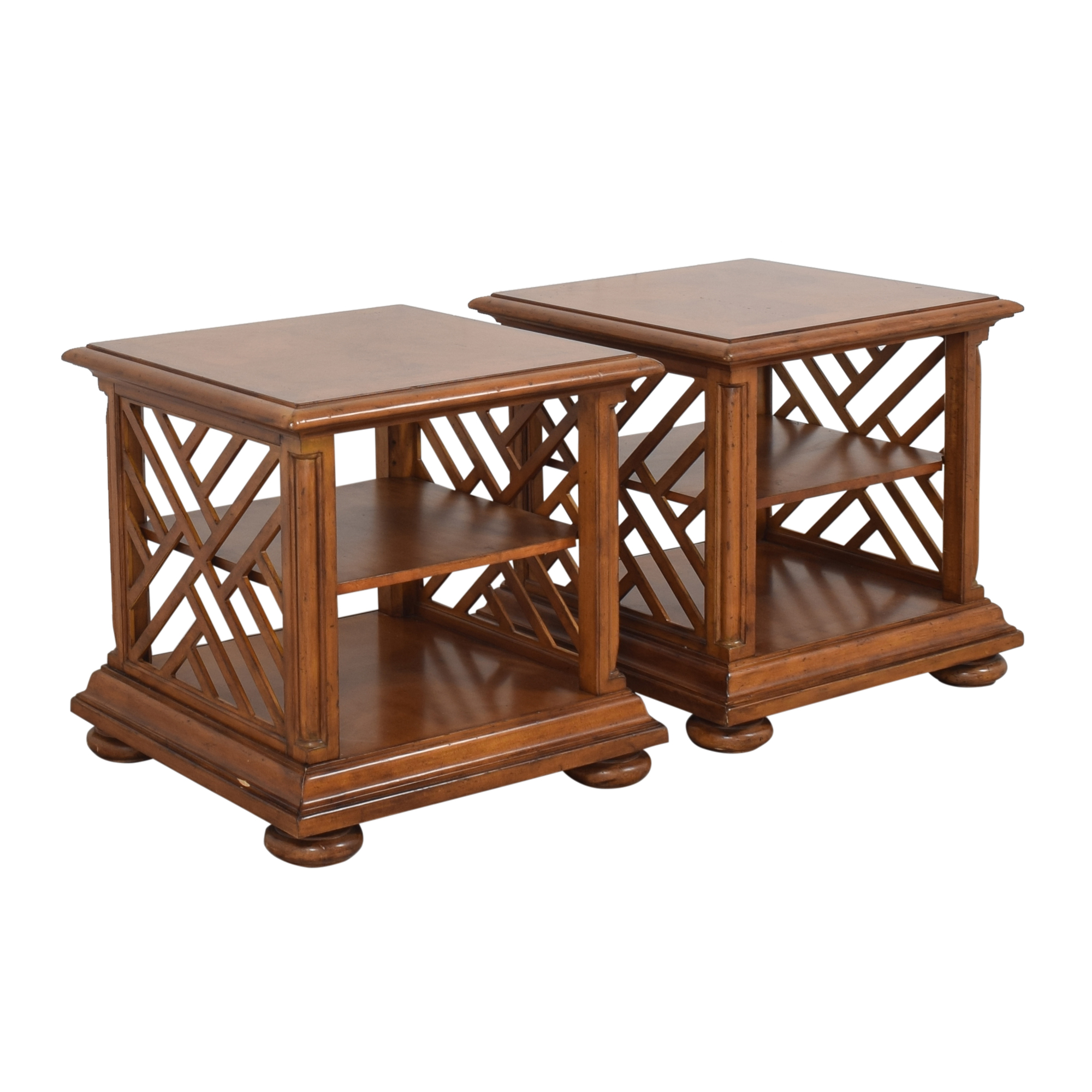 shop Tommy Bahama Home Island Estate Cliff House Book Tables Tommy Bahama Home End Tables