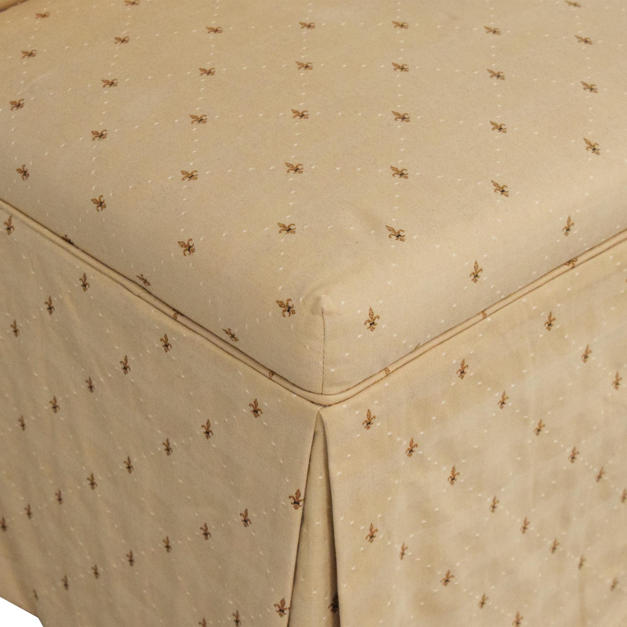 Ballard Designs Ballard Designs Fleur De Lis Parsons Dining Chairs price