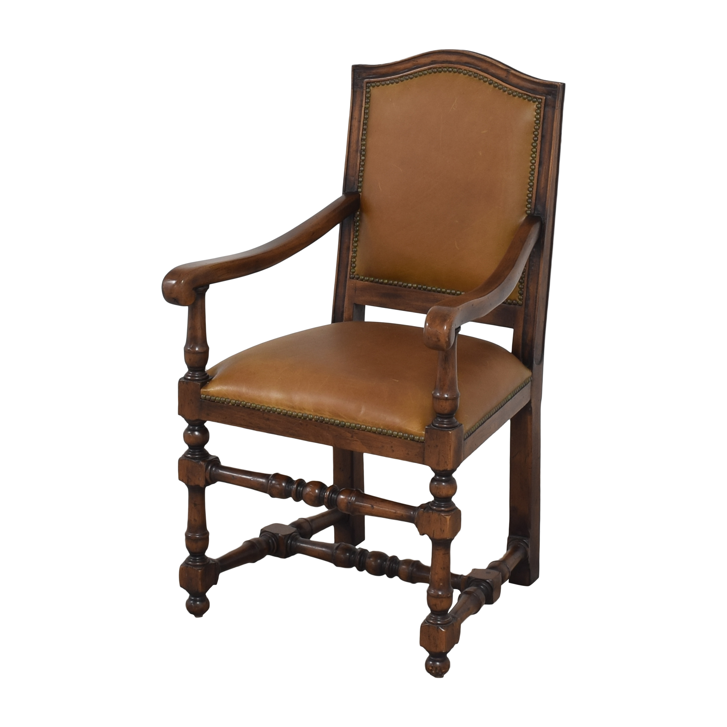 Ethan Allen Dining Arm Chairs / Chairs