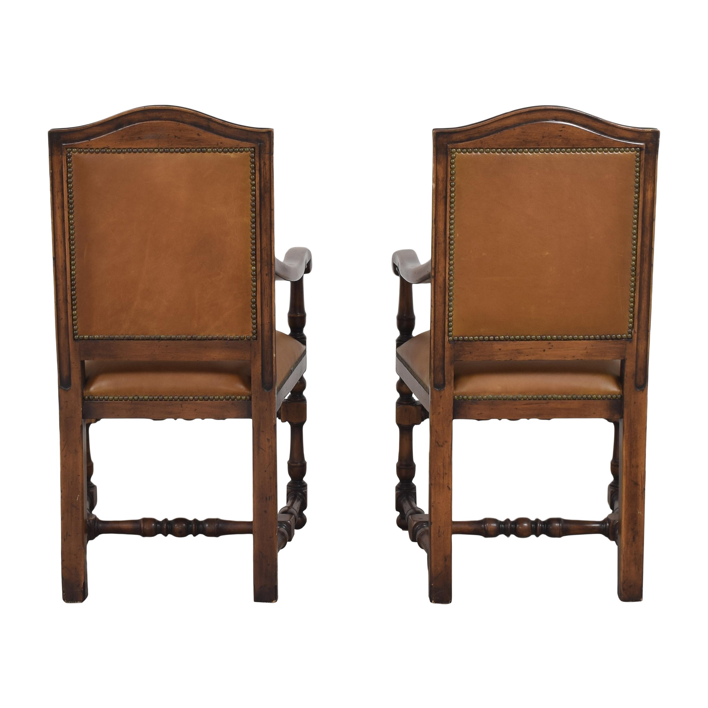 shop Ethan Allen Ethan Allen Dining Arm Chairs online