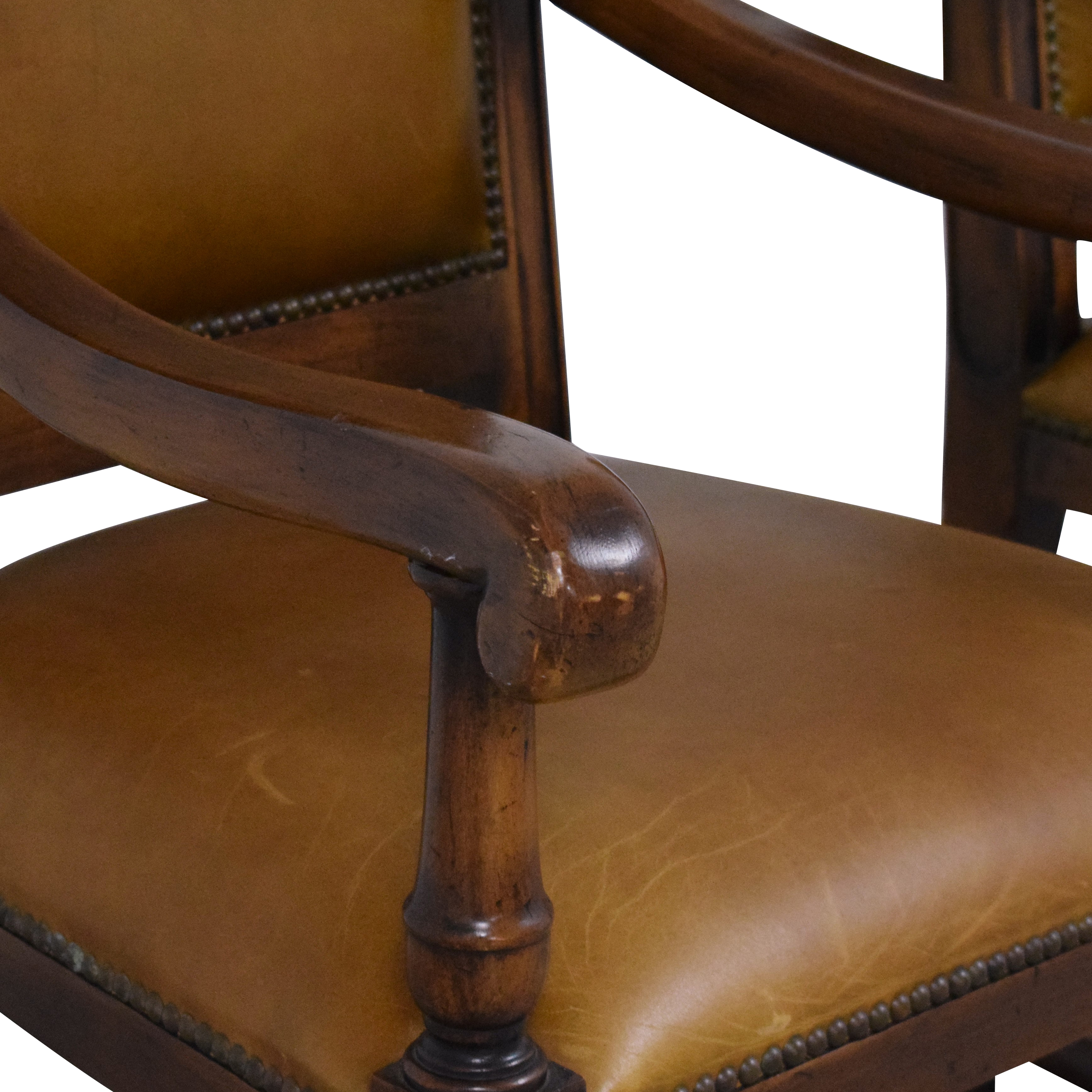 shop Ethan Allen Dining Arm Chairs Ethan Allen Chairs