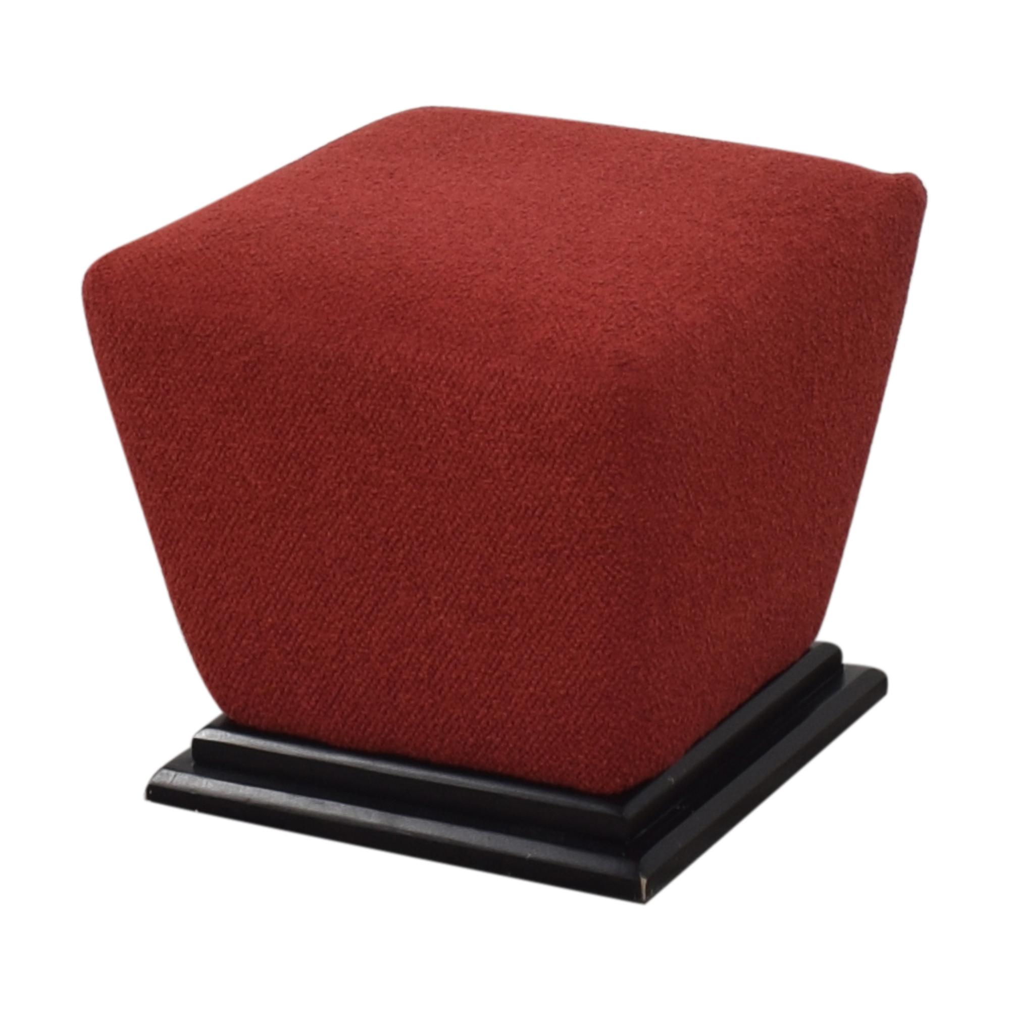 shop Thayer Coggin Ottomans Thayer Coggin Chairs