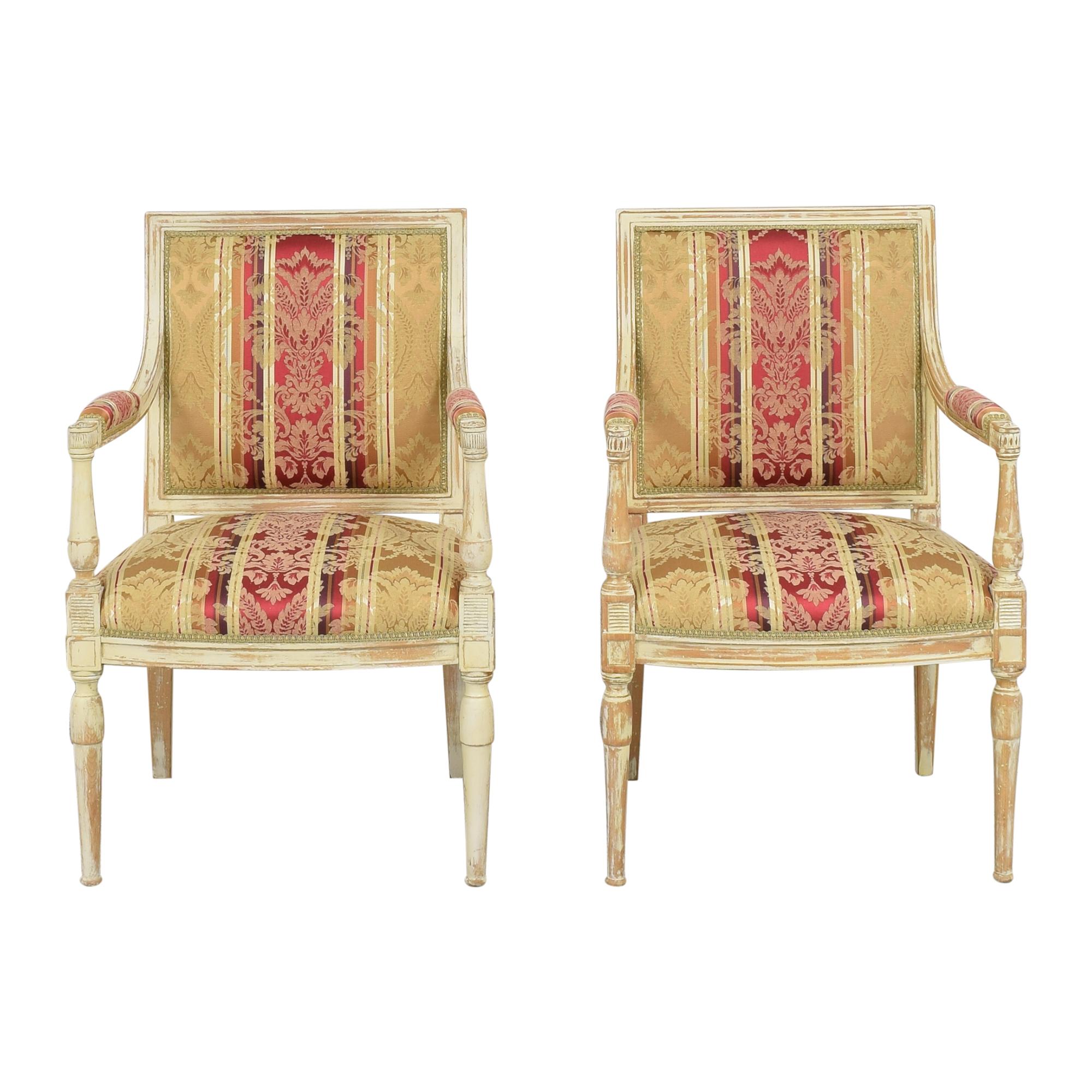 shop ABC Carpet & Home Louis XVI Style Chairs ABC Carpet & Home Dining Chairs