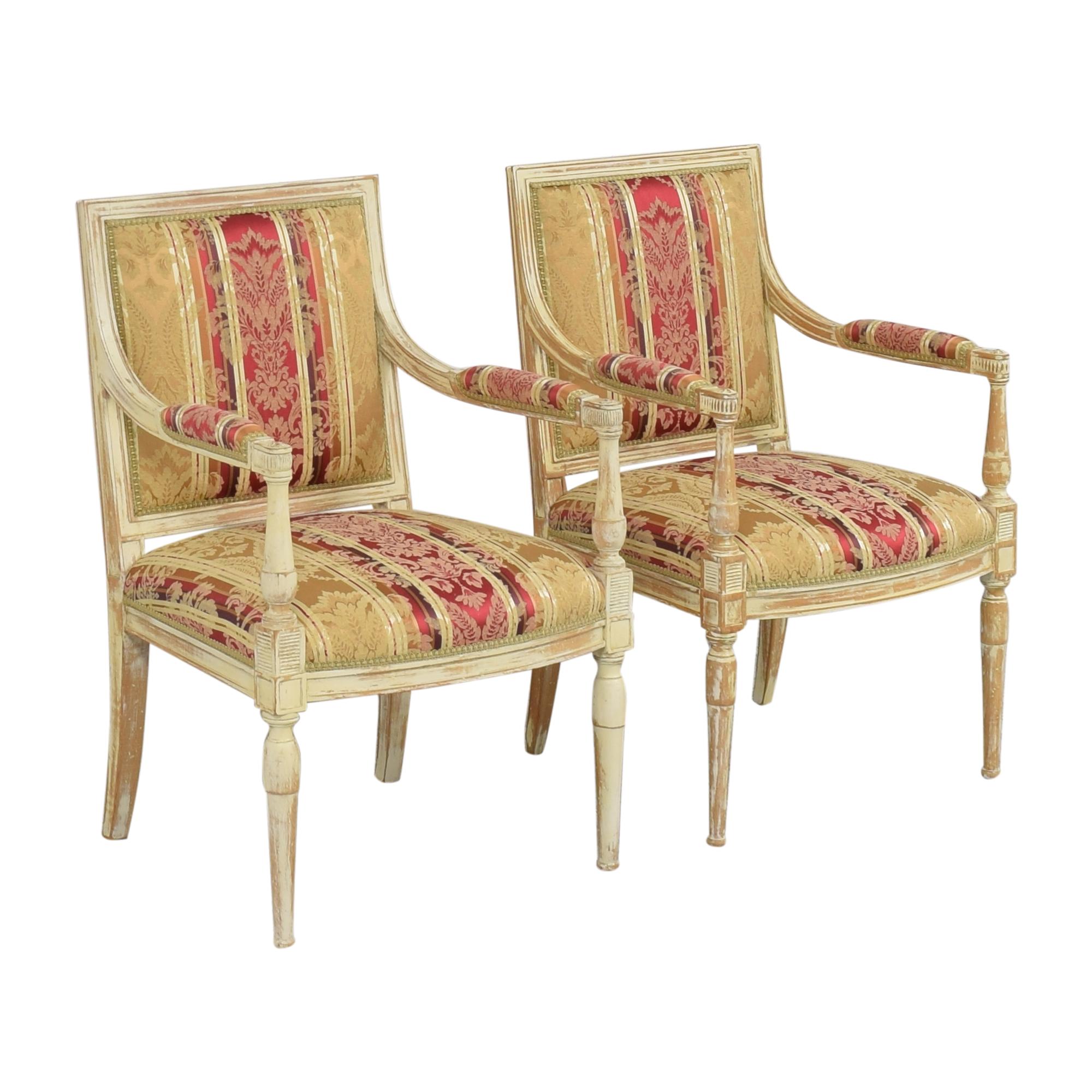 buy ABC Carpet & Home ABC Carpet & Home Louis XVI Style Chairs online