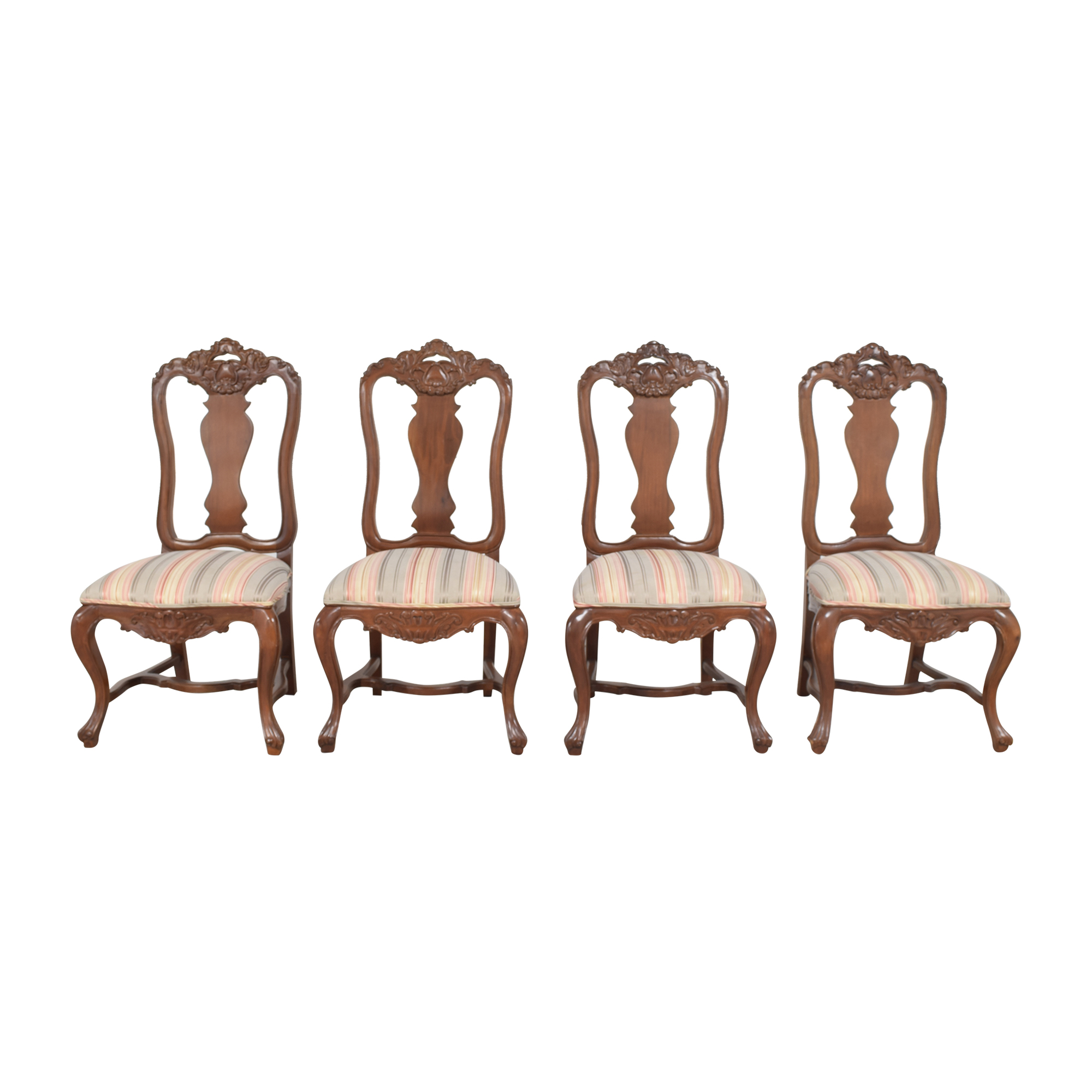 Andre Originals Andre Originals Dining Side Chairs dimensions