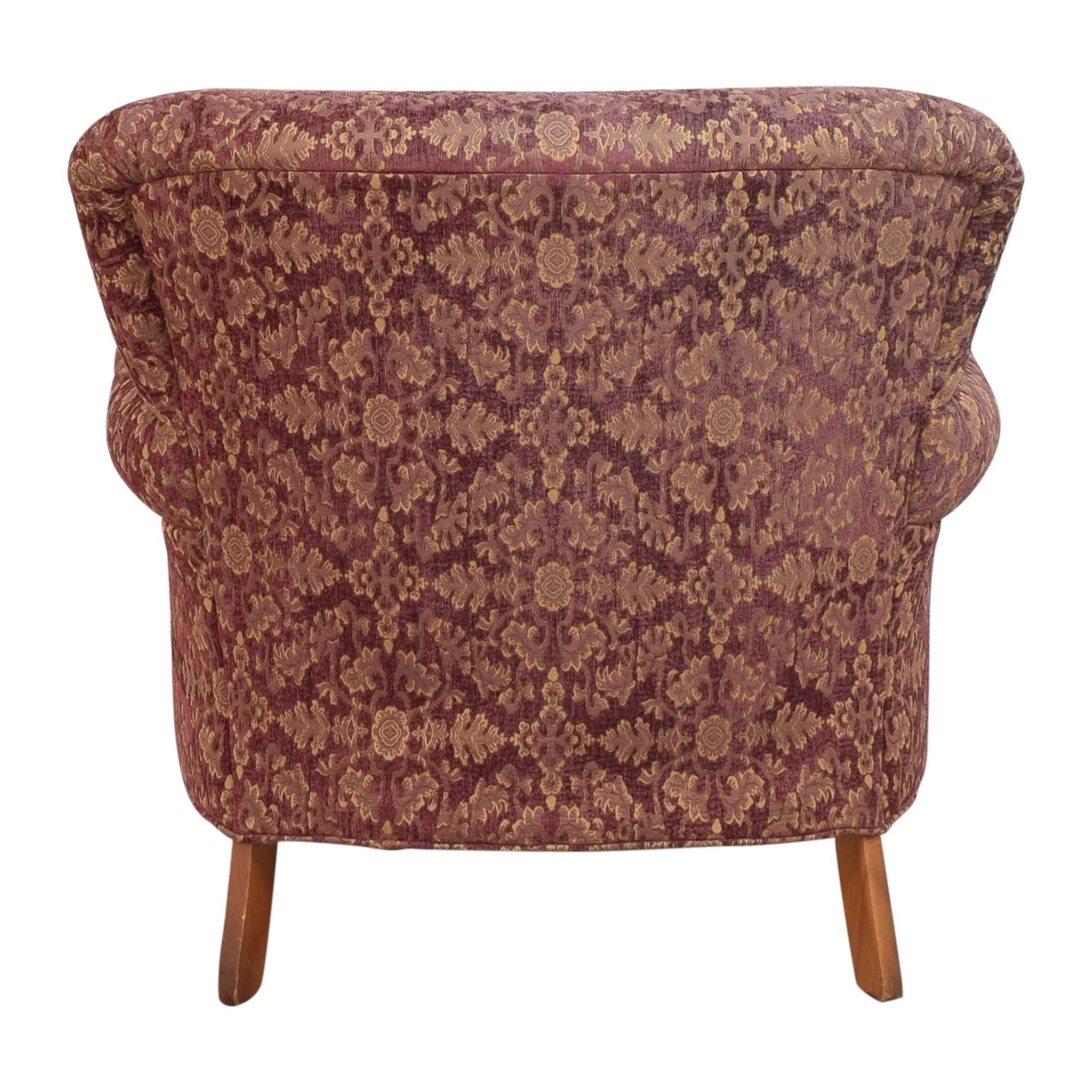 buy Roll Arm Accent Chair  Accent Chairs