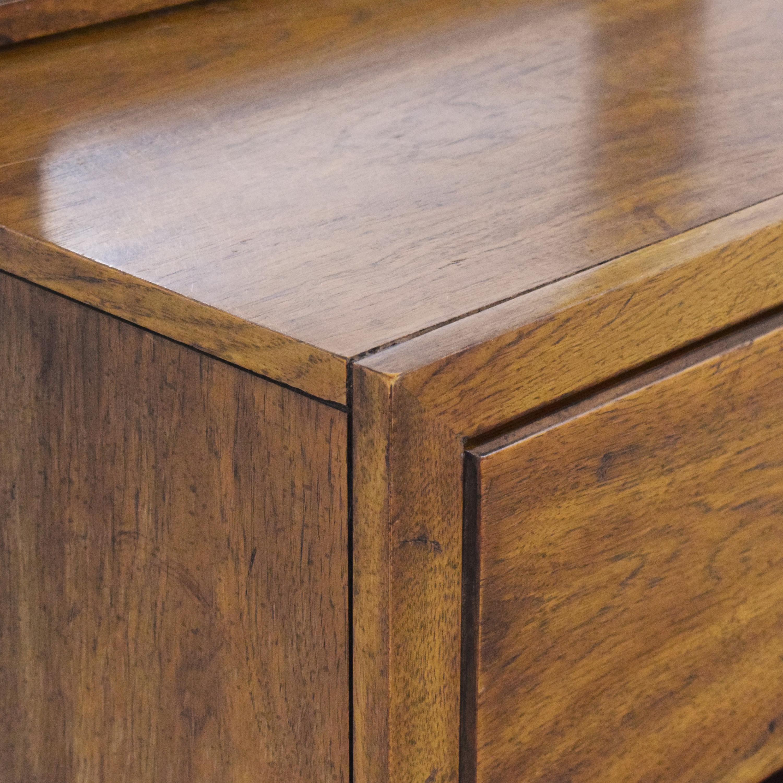 Huntley Huntley Triple Dresser with Mirrors discount