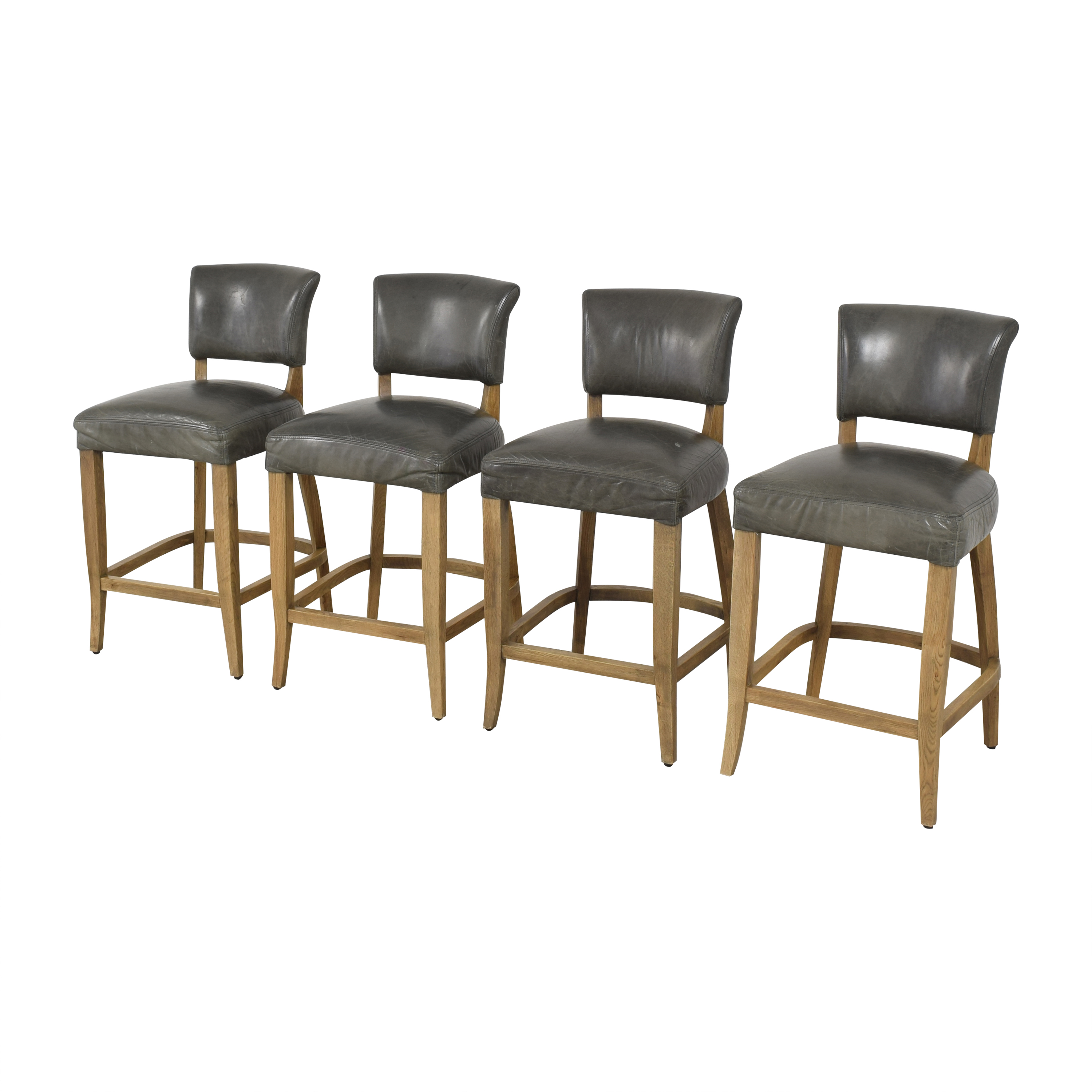 9 OFF   Restoration Hardware Restoration Hardware Adèle Counter Stools /  Chairs