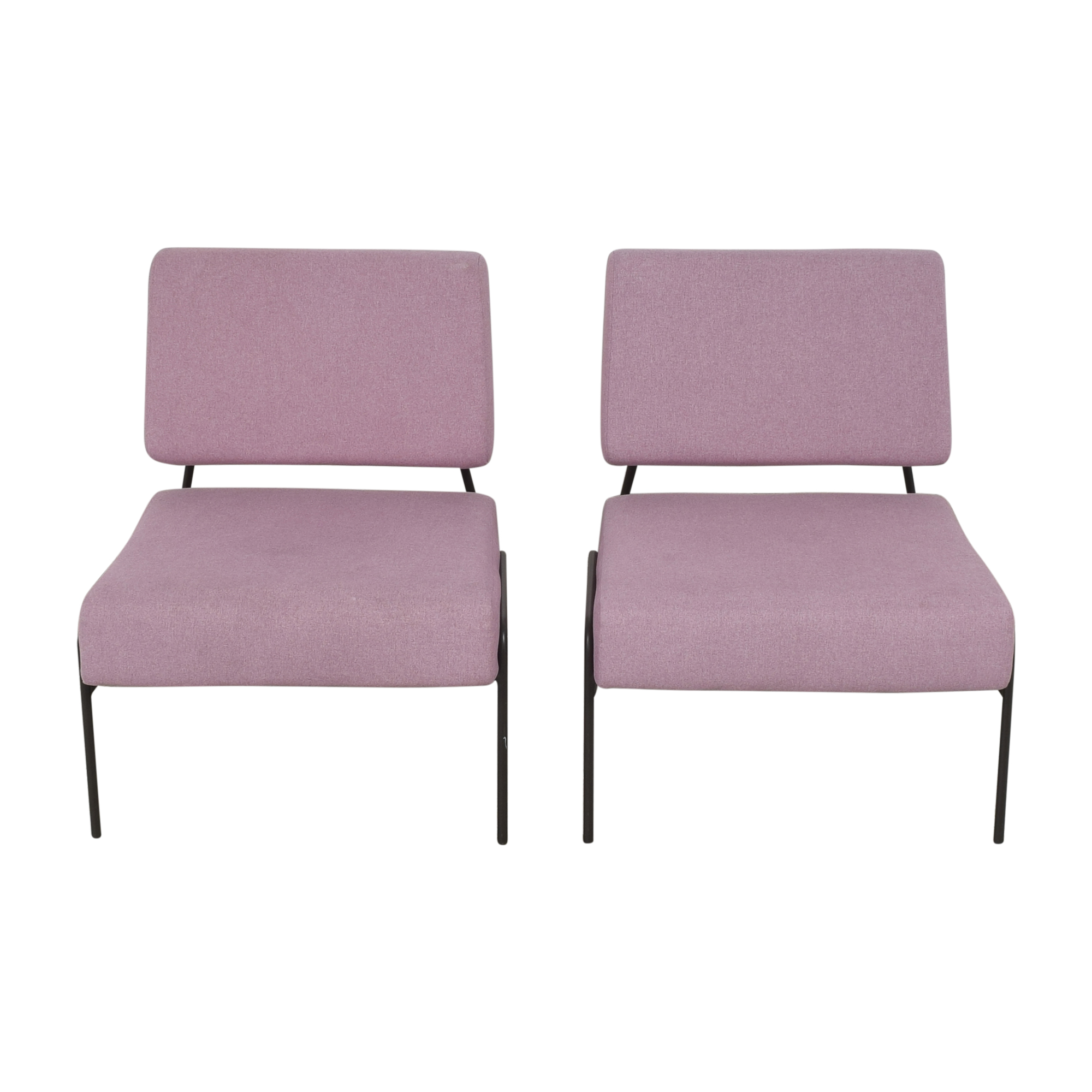 buy West Elm Wire Frame Slipper Chairs West Elm Accent Chairs
