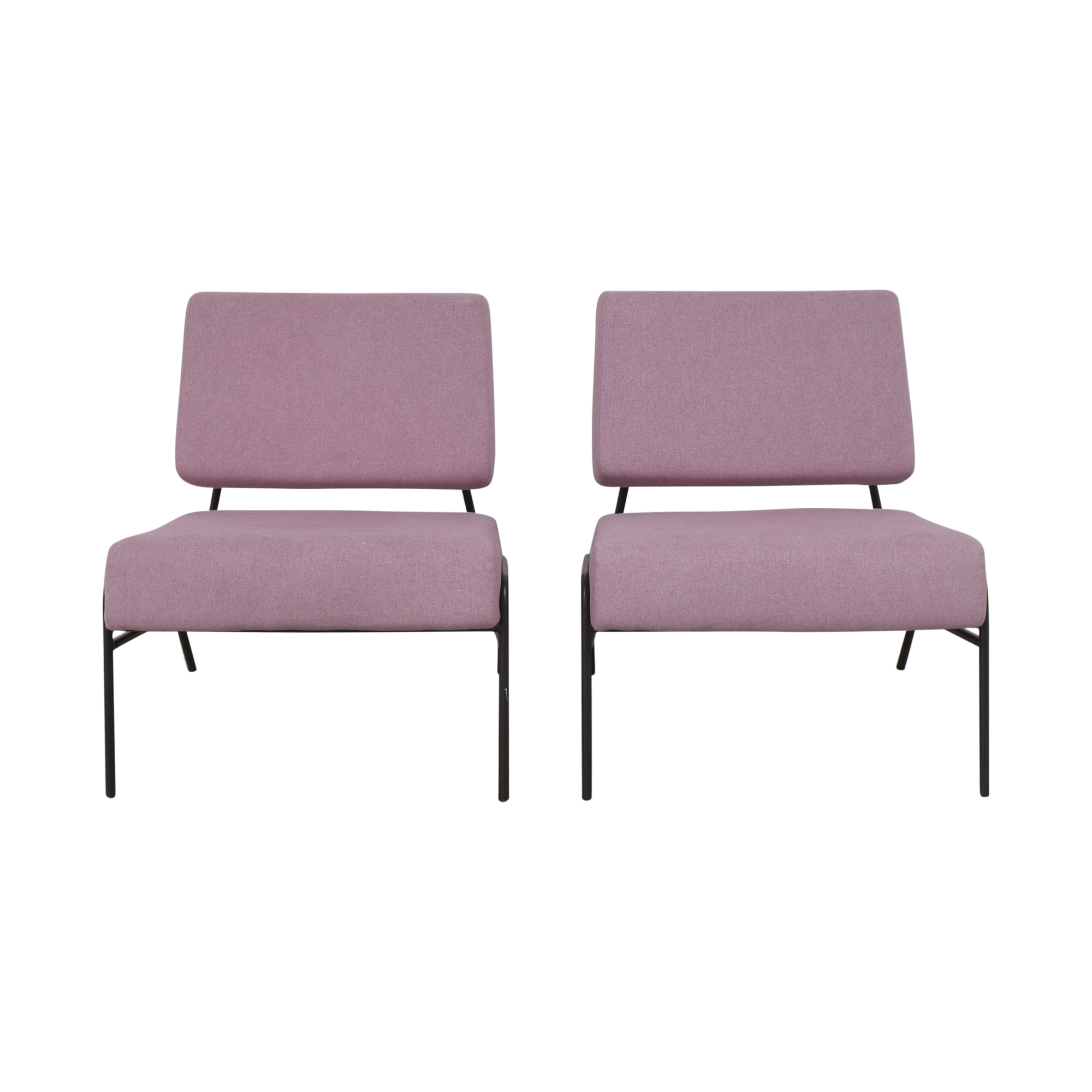 shop West Elm Wire Frame Slipper Chairs West Elm Chairs