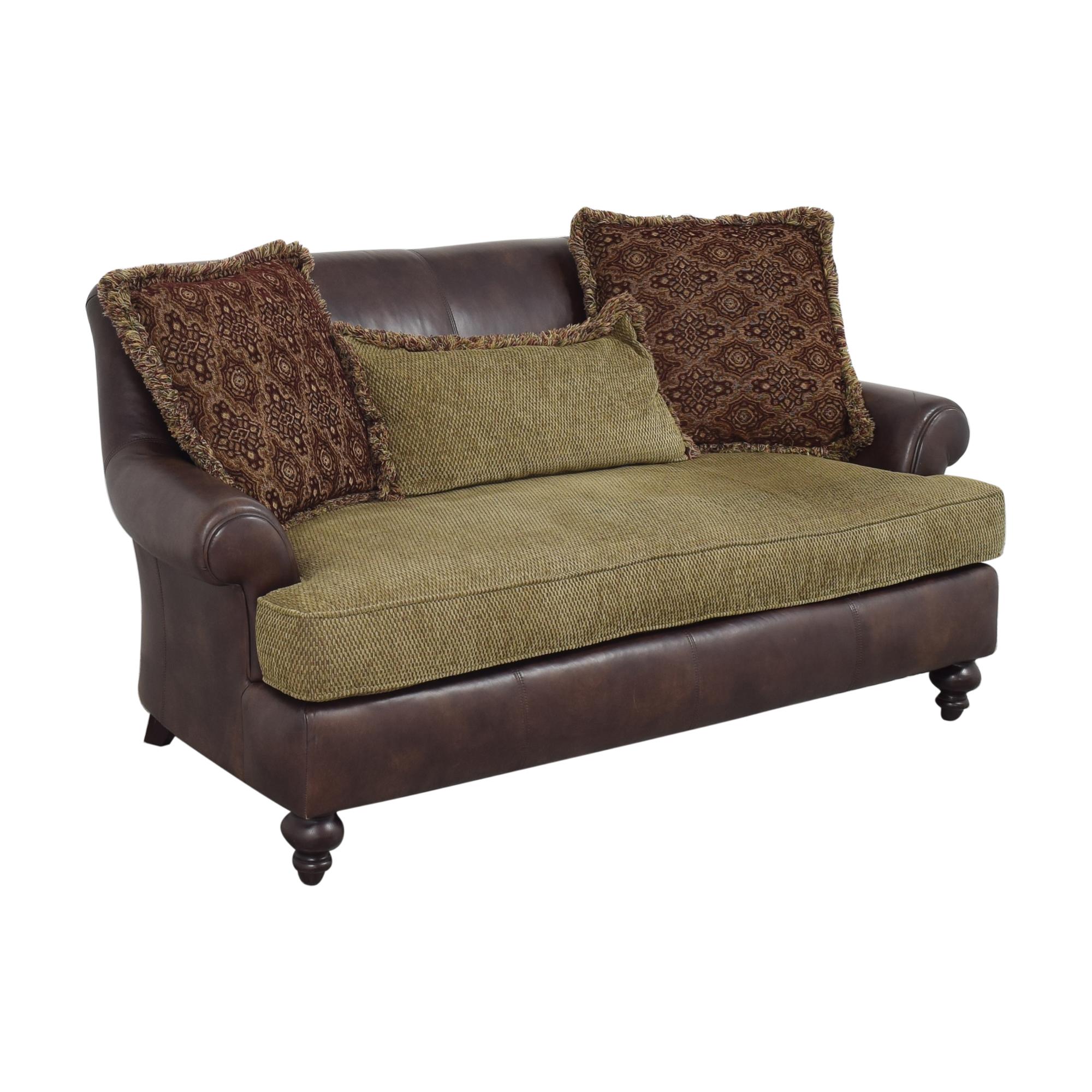 Bernhardt Bernhardt Bench Cushion Sofa nj