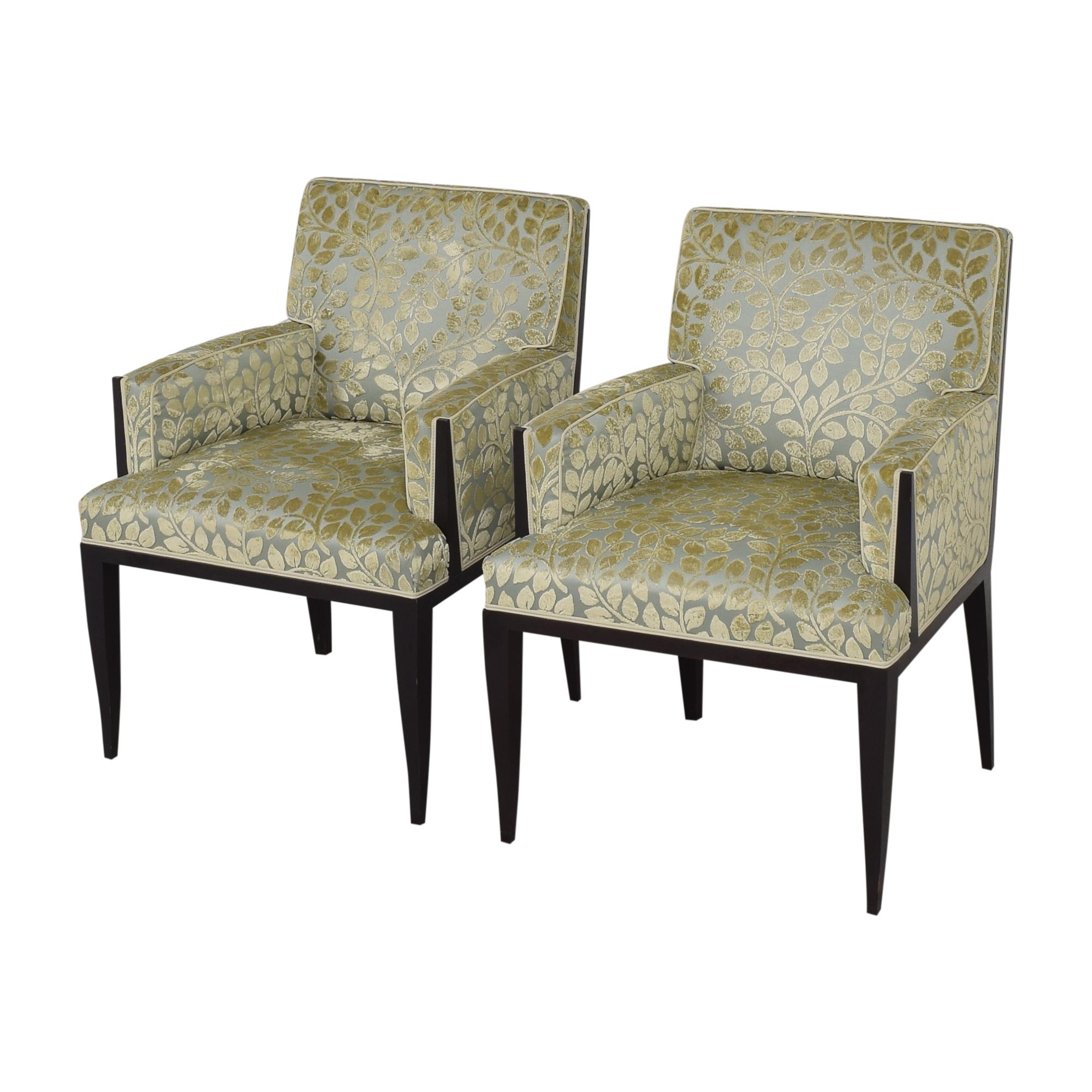 Mattaliano Mattaliano Flea Market #1 Dining Arm Chairs ct