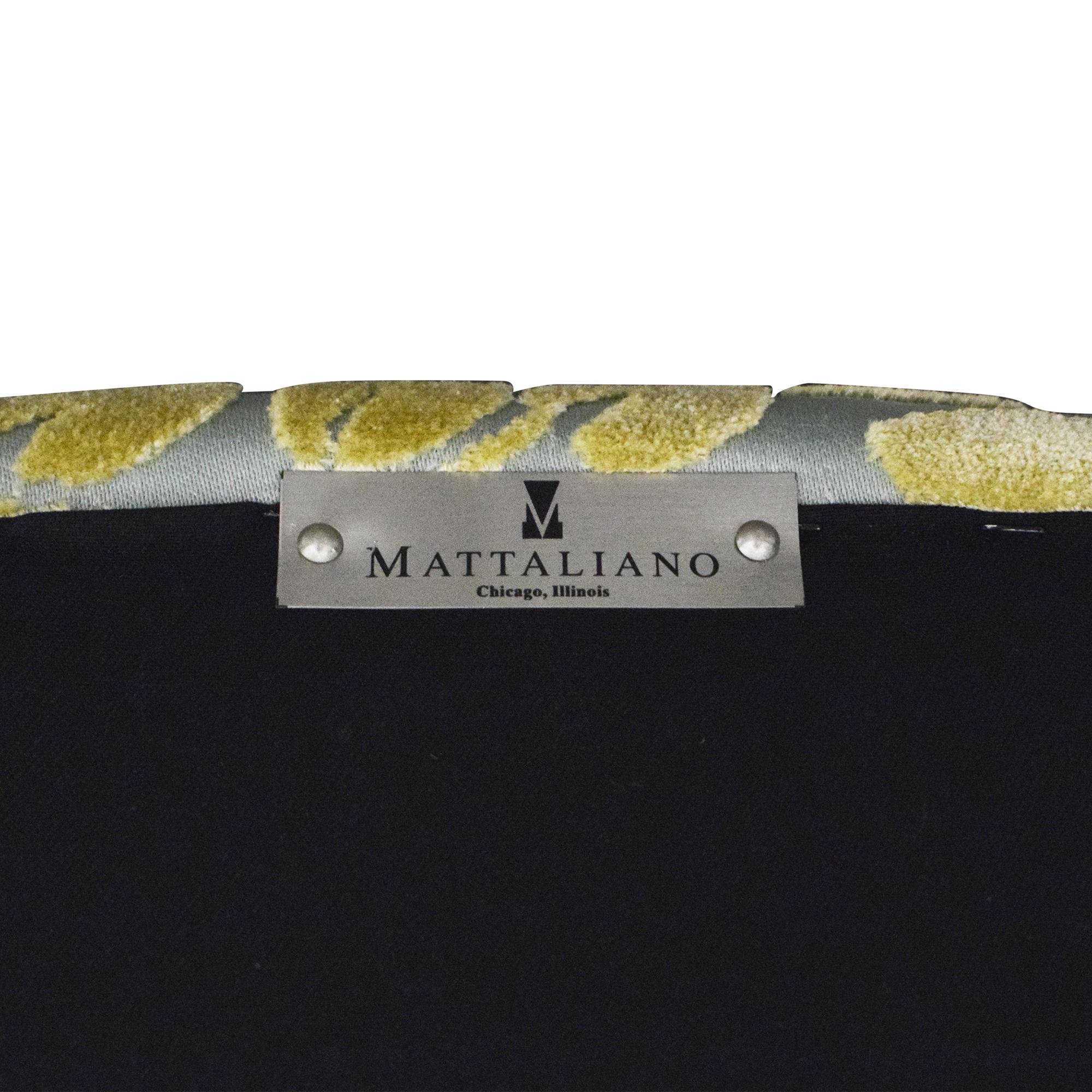 buy Mattaliano Flea Market #1 Dining Side Chairs Mattaliano