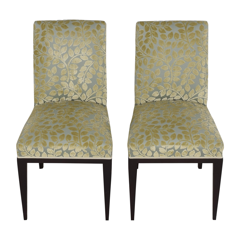 Mattaliano Mattaliano Flea Market #1 Dining Side Chairs ct