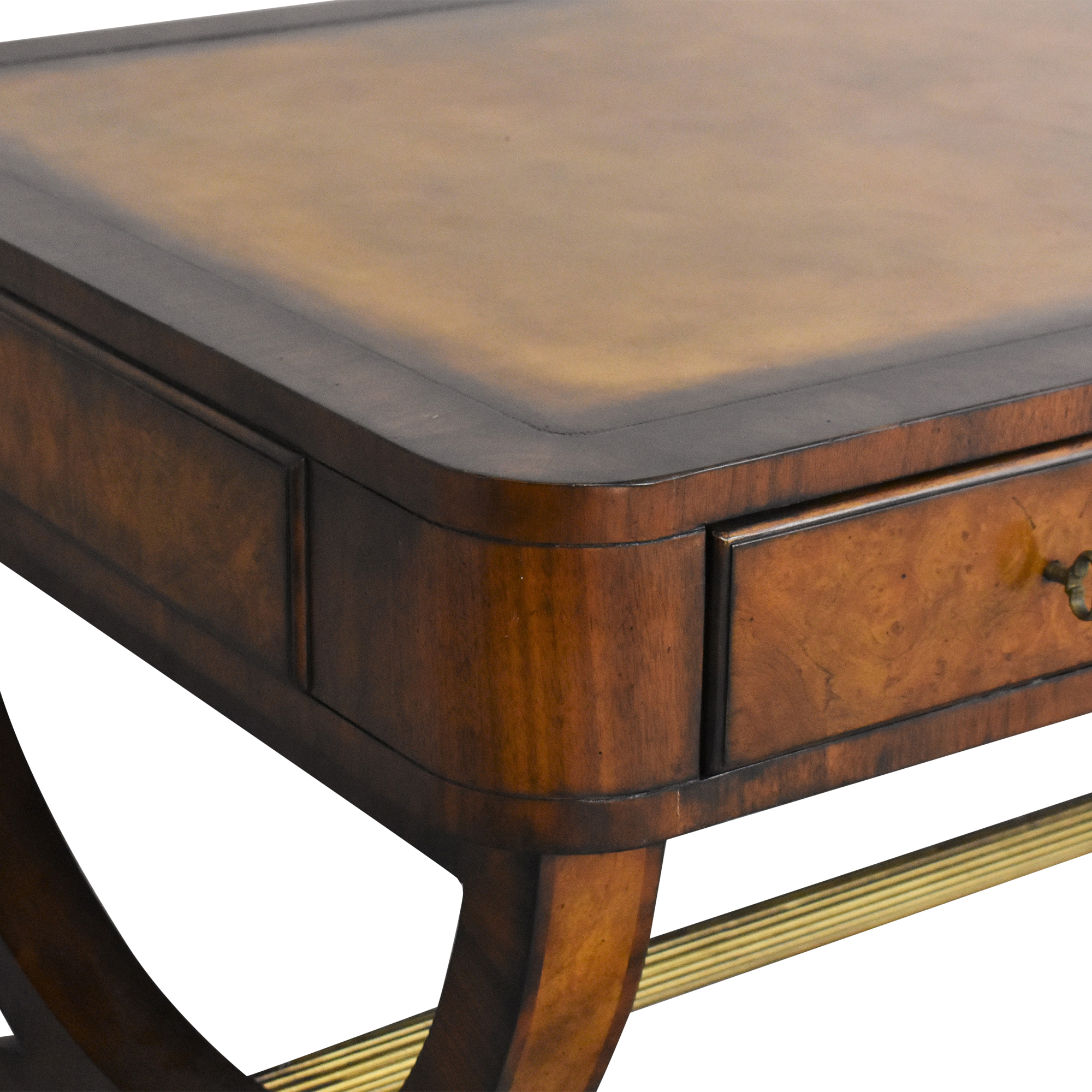 Lillian August for Hickory White Piers Writing Desk sale