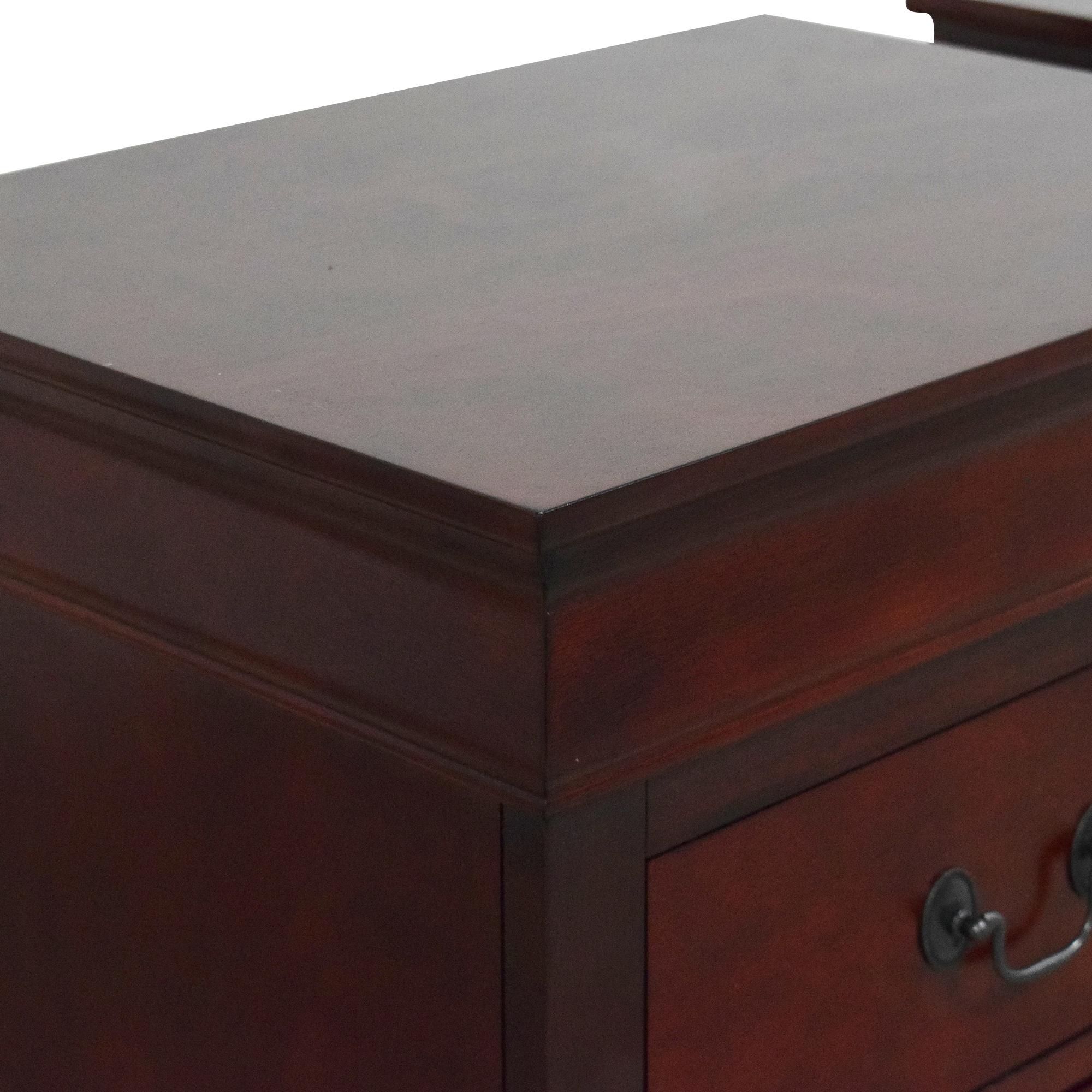 shop Baker Furniture Baker Furniture Two Drawer Nightstands online