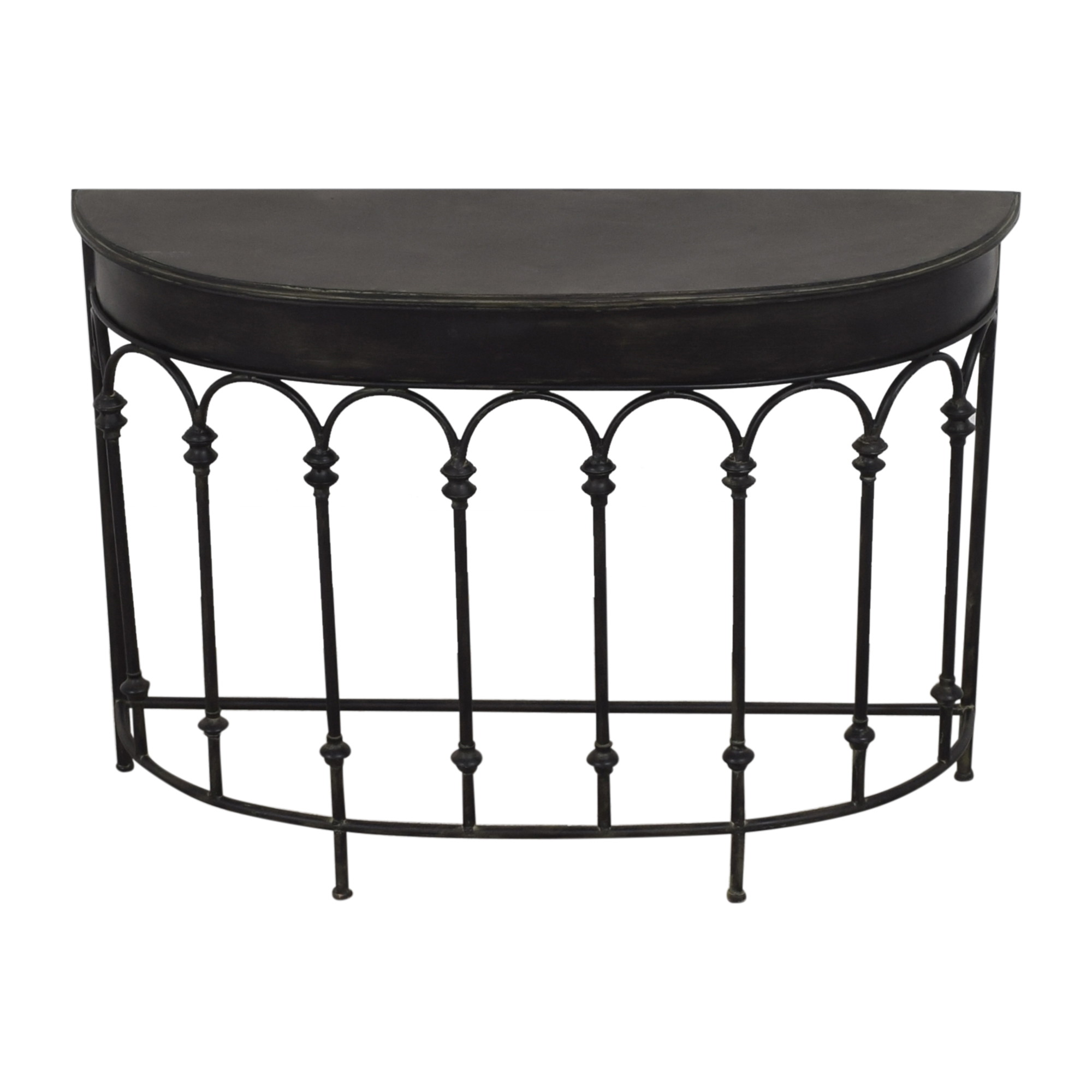 Demilune Console Table on sale