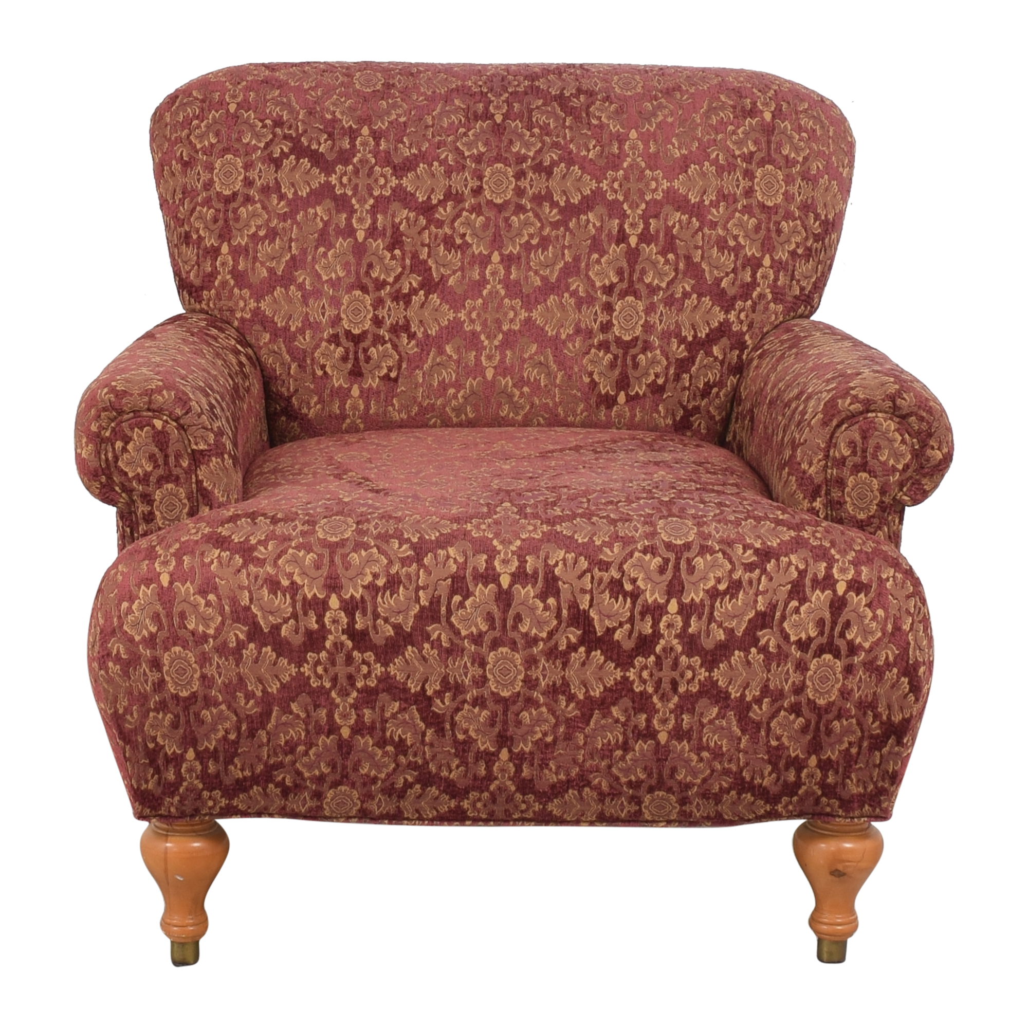 buy  Roll Arm Accent Chair online