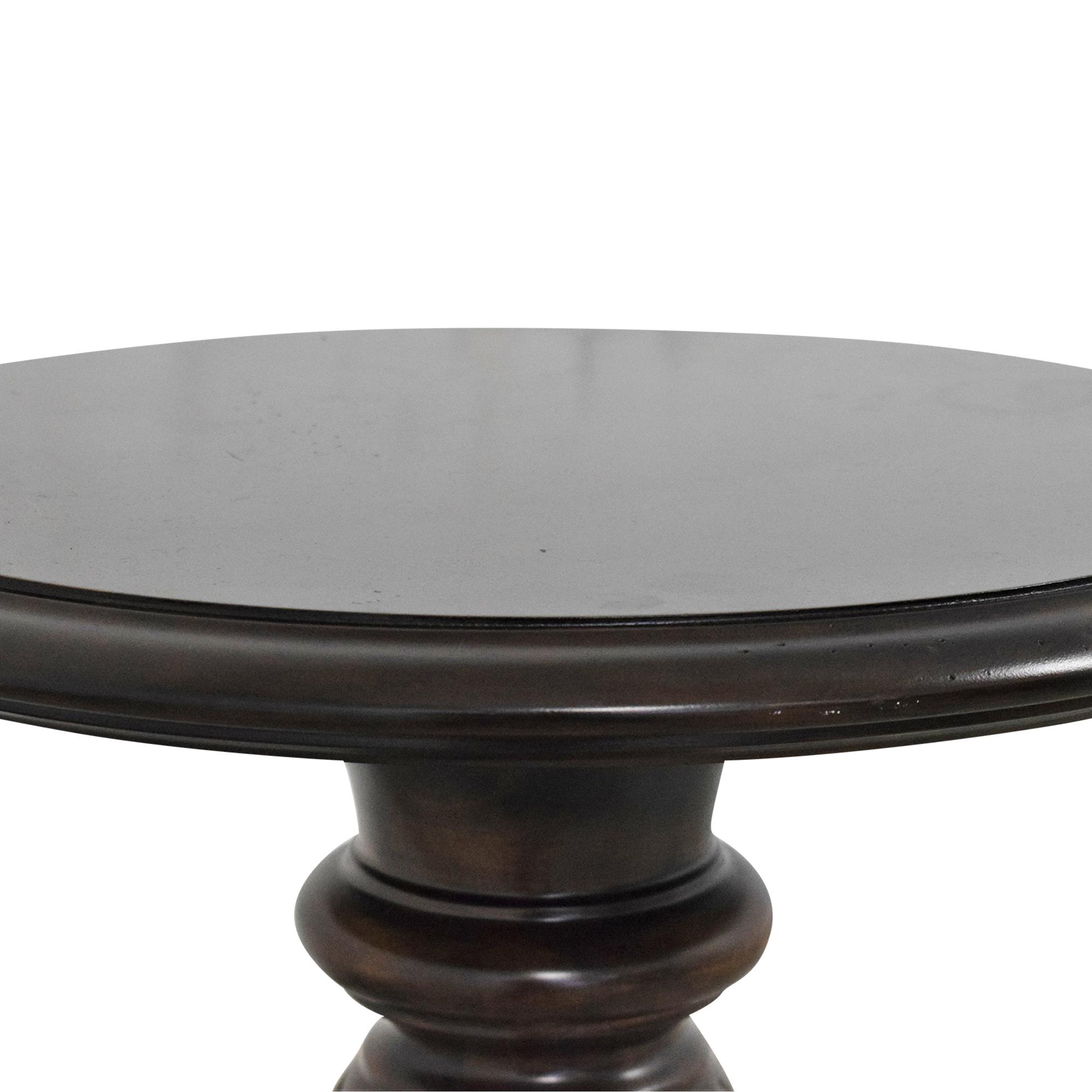 Bernhardt Bernhardt Round Lamp Table nyc